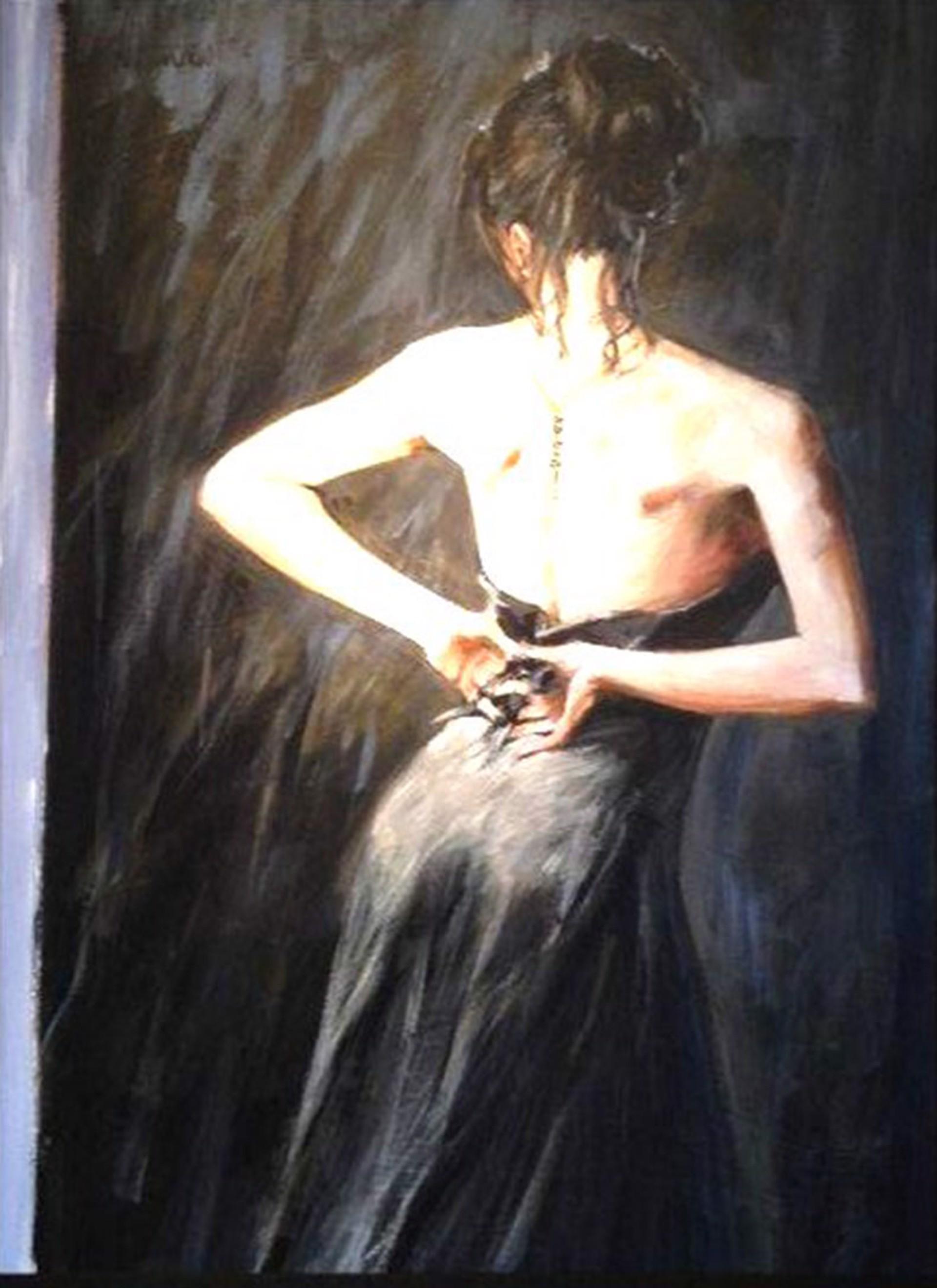 Little Black Dress by Aldo Luongo