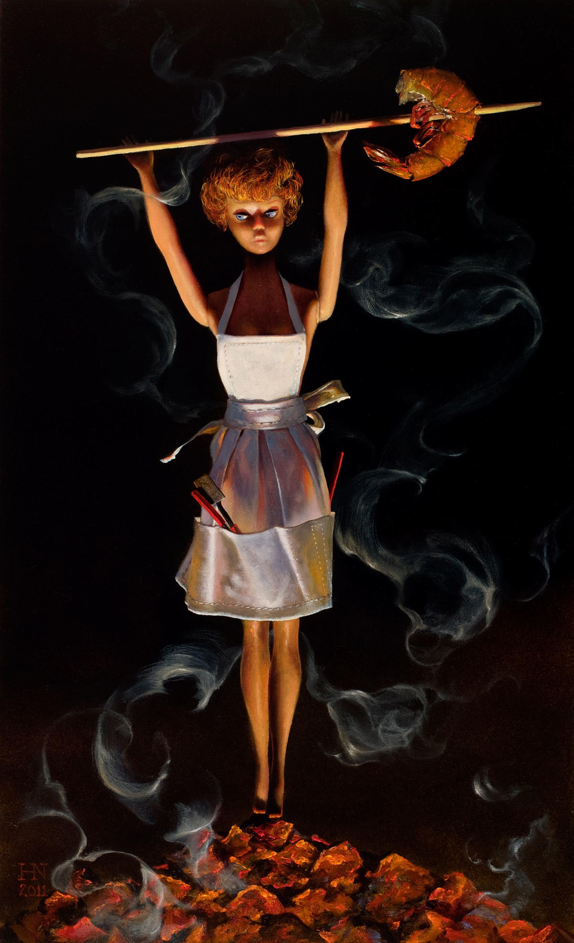 Firewalker by Heather Neill