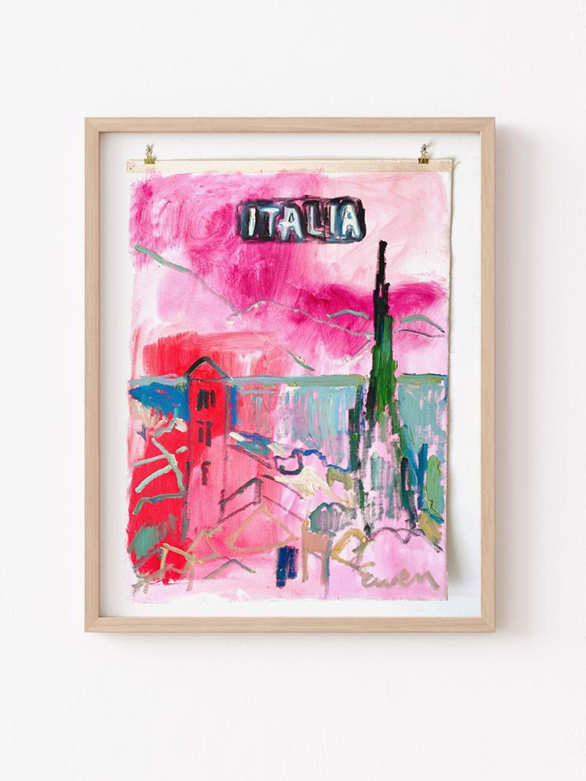 Italia by Anne-Louise Ewen