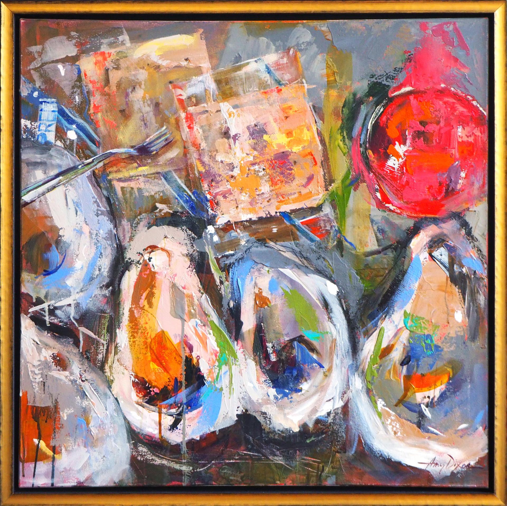Saltines by Amy Dixon