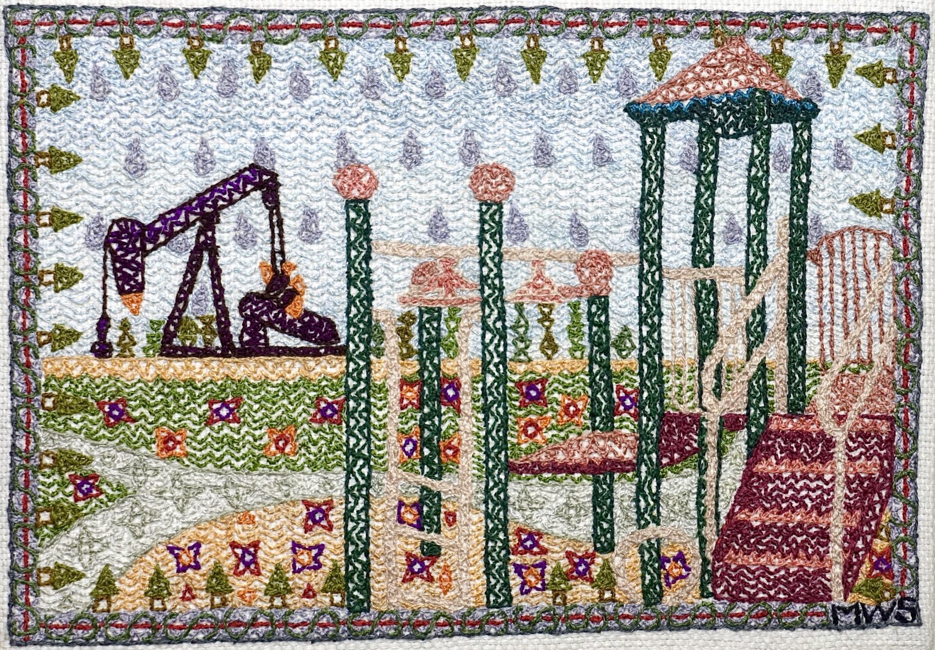 Fracking Playground by Martha Shade