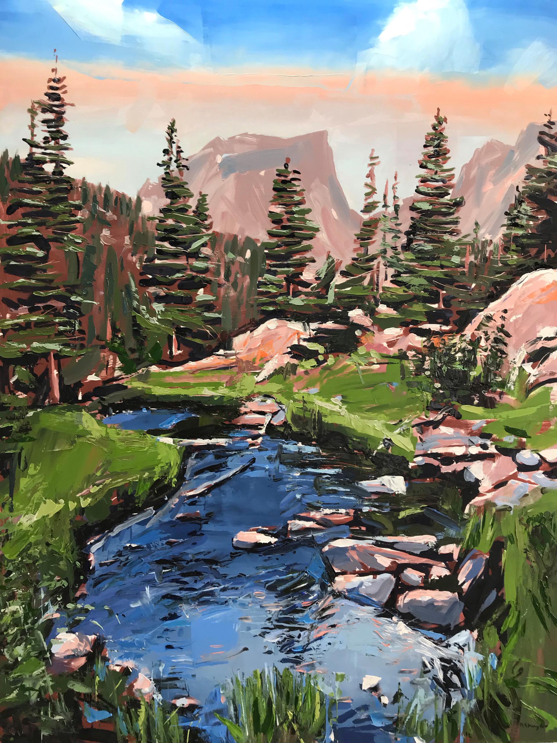 Dream Lake, RMNP, CO by David Shingler