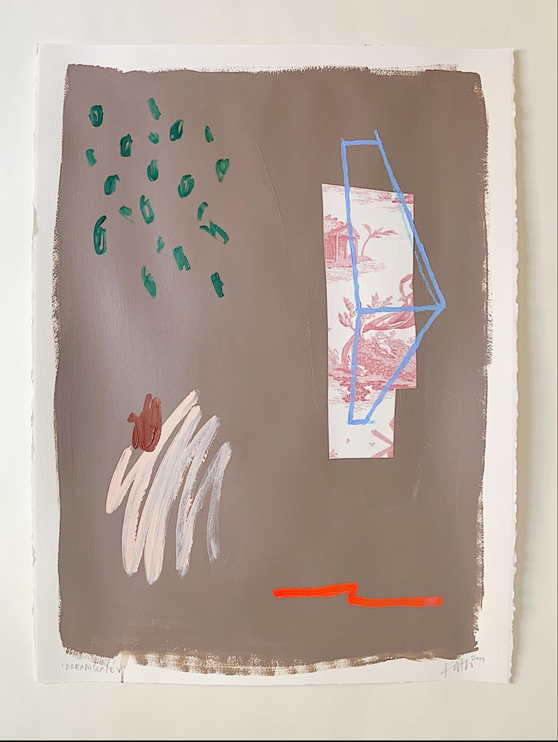 Dreamscape V by Kathleen Jones