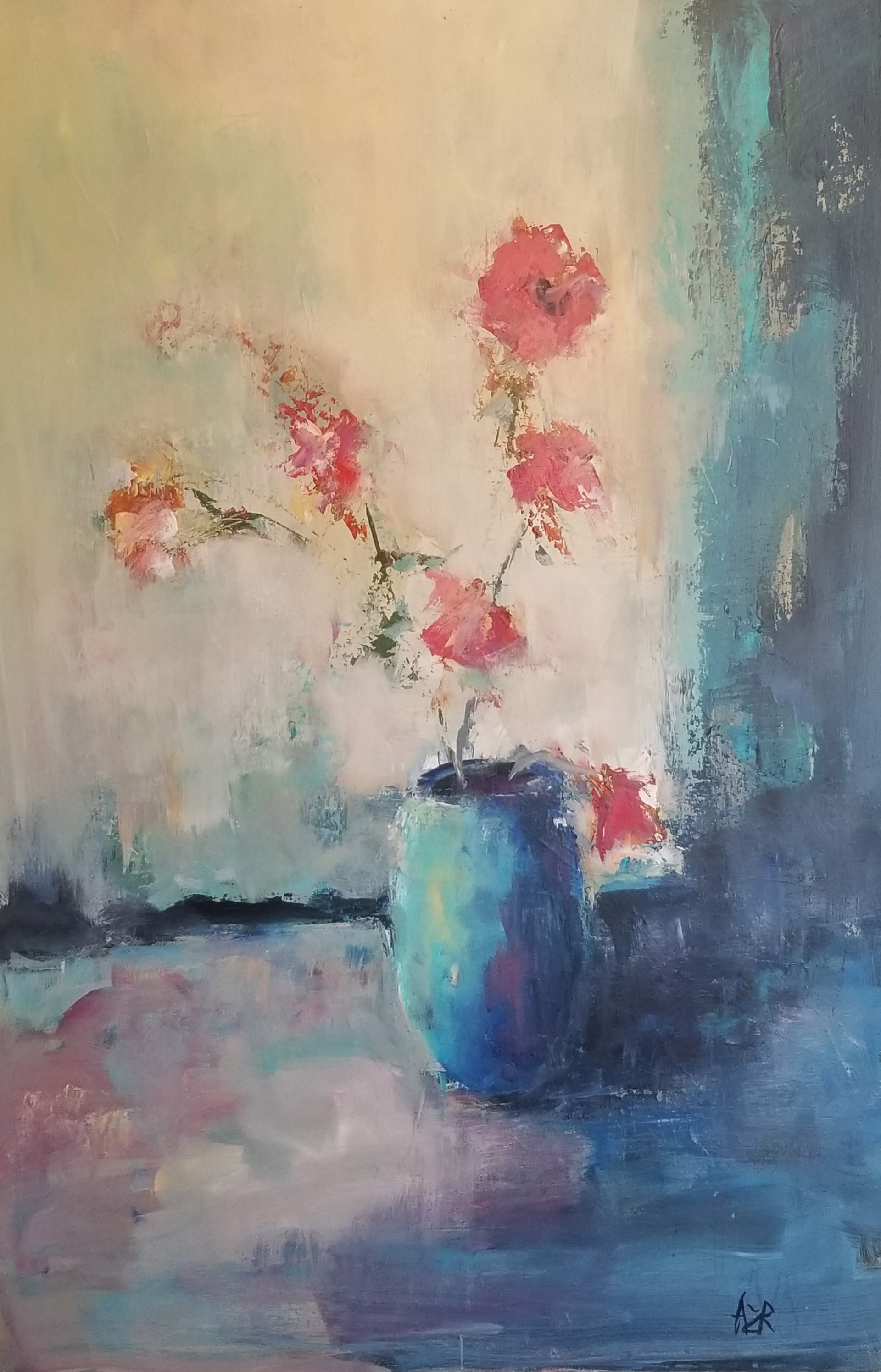 Afternoon Light by April Riley