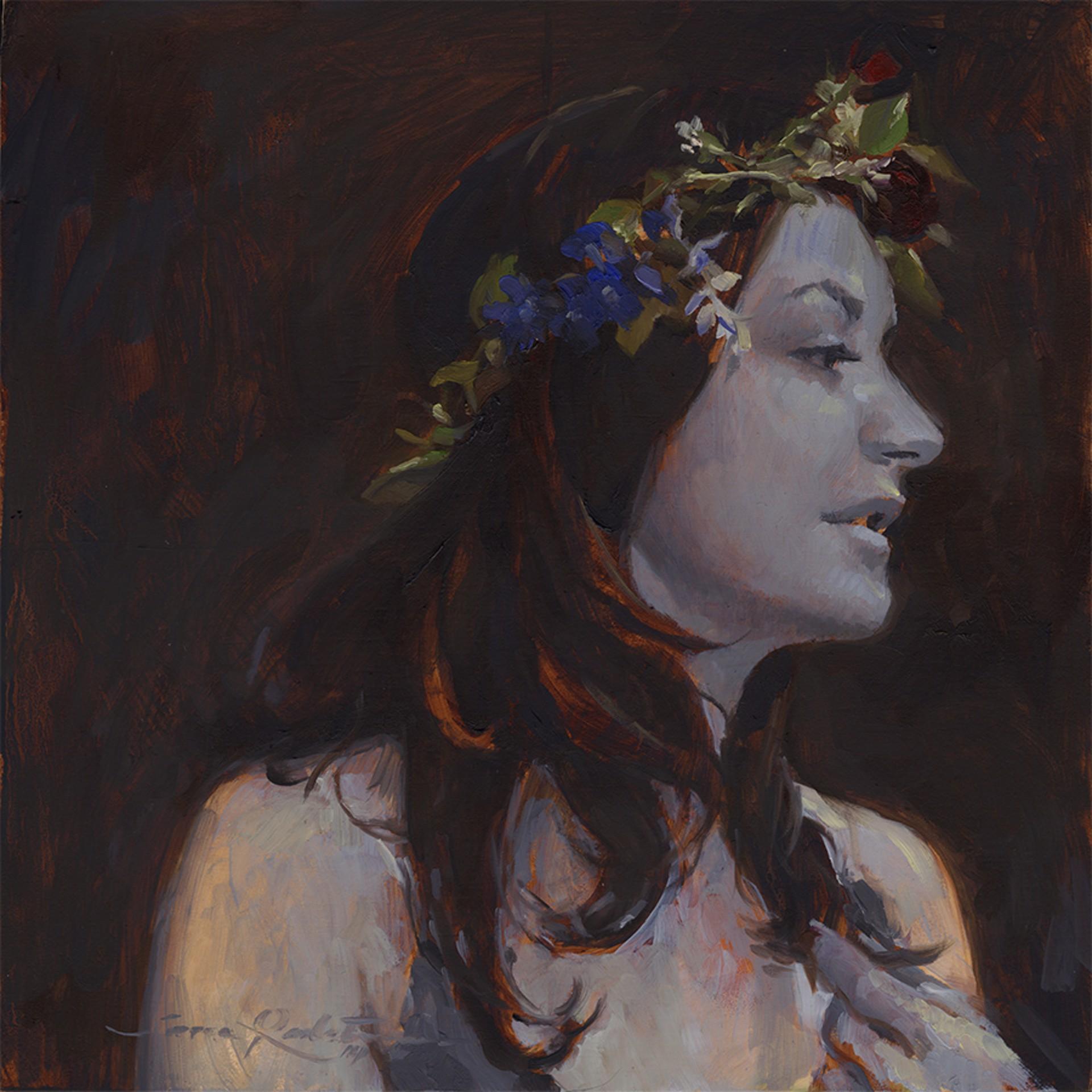 Nymph V by Jane Radstrom