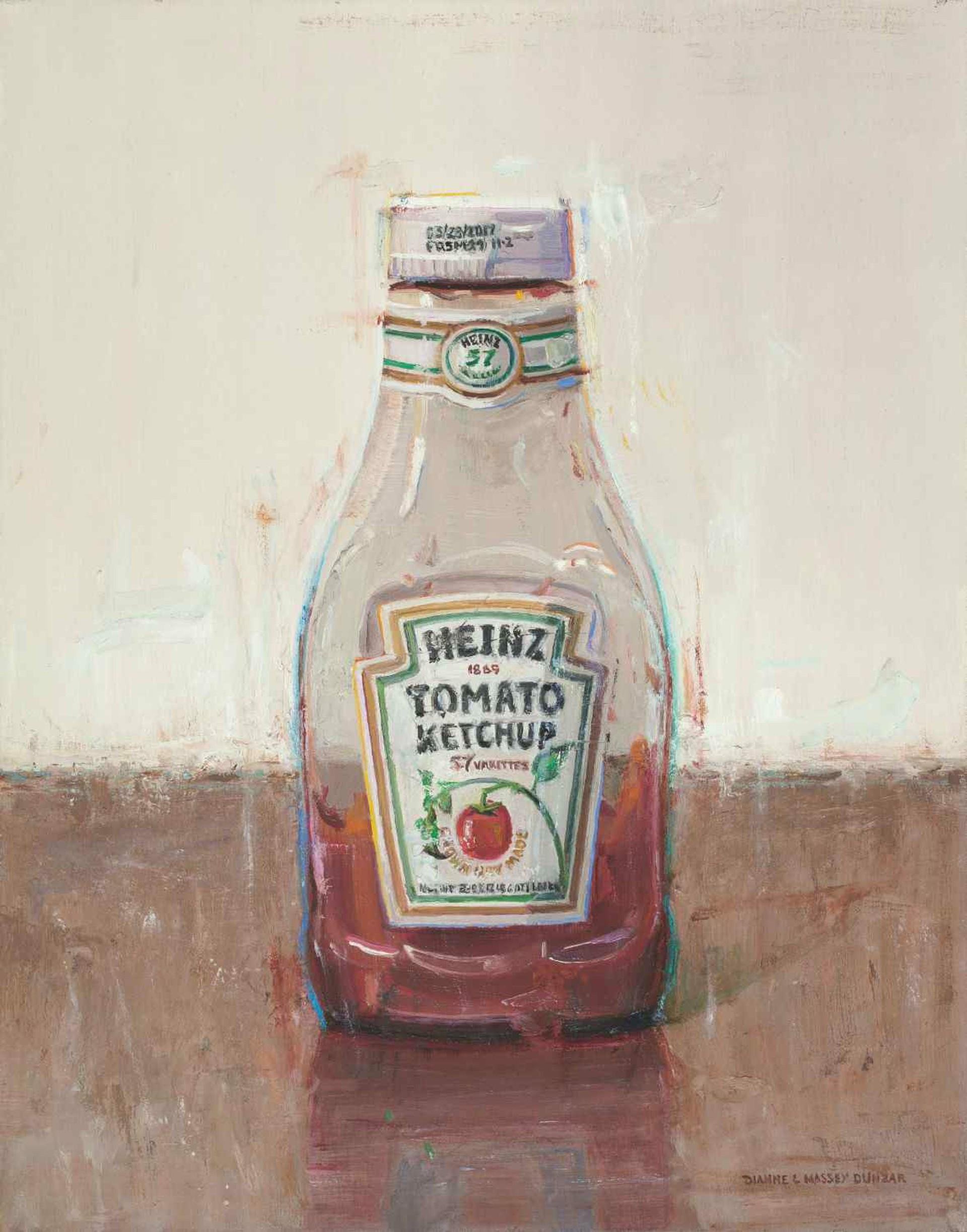 Ketchup by Dianne L Massey Dunbar