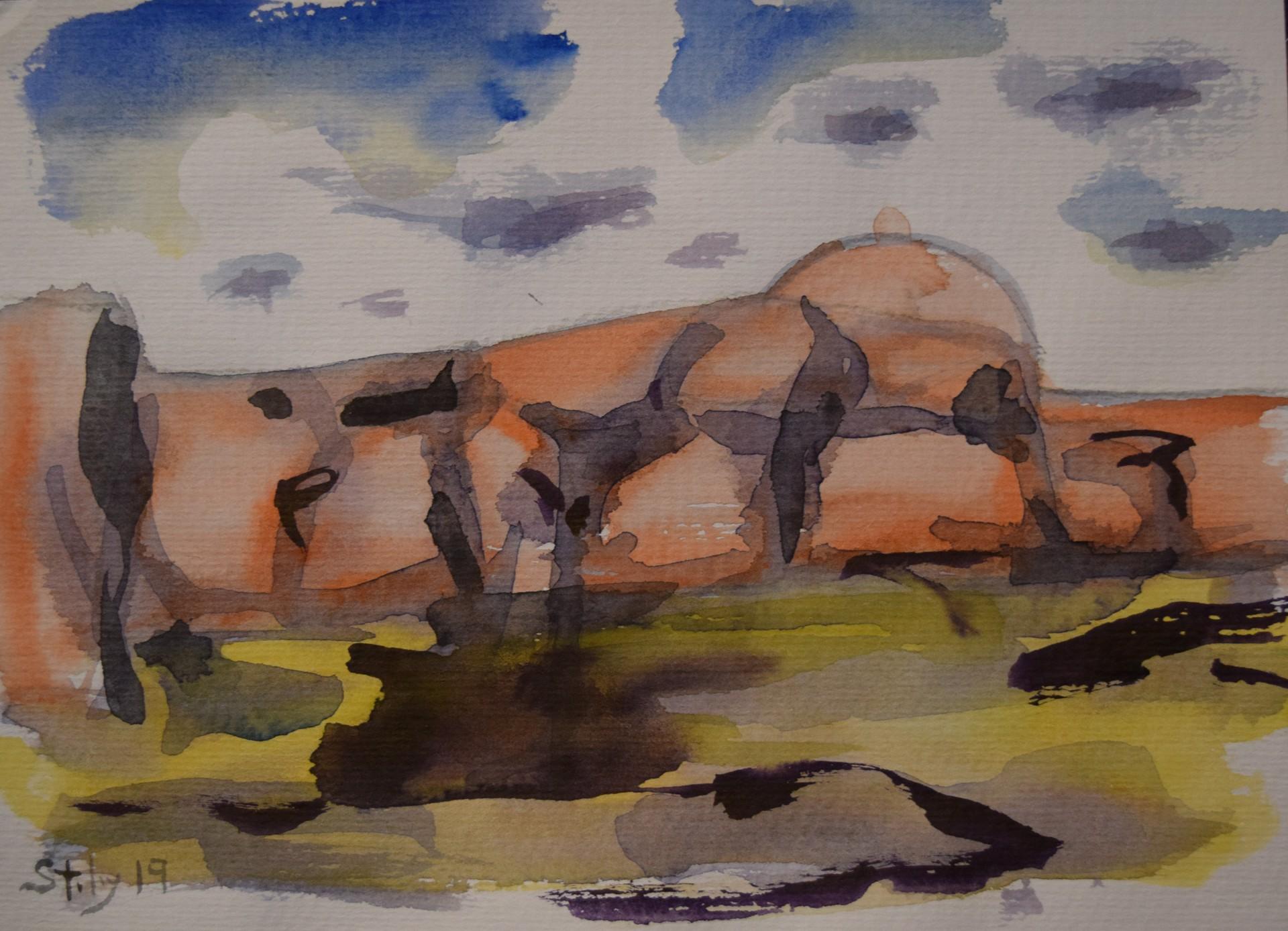 Landscape by Earl Staley