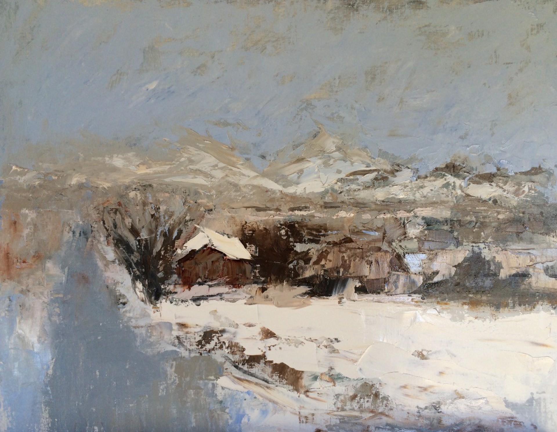 Boulder Road by Sandra Pratt