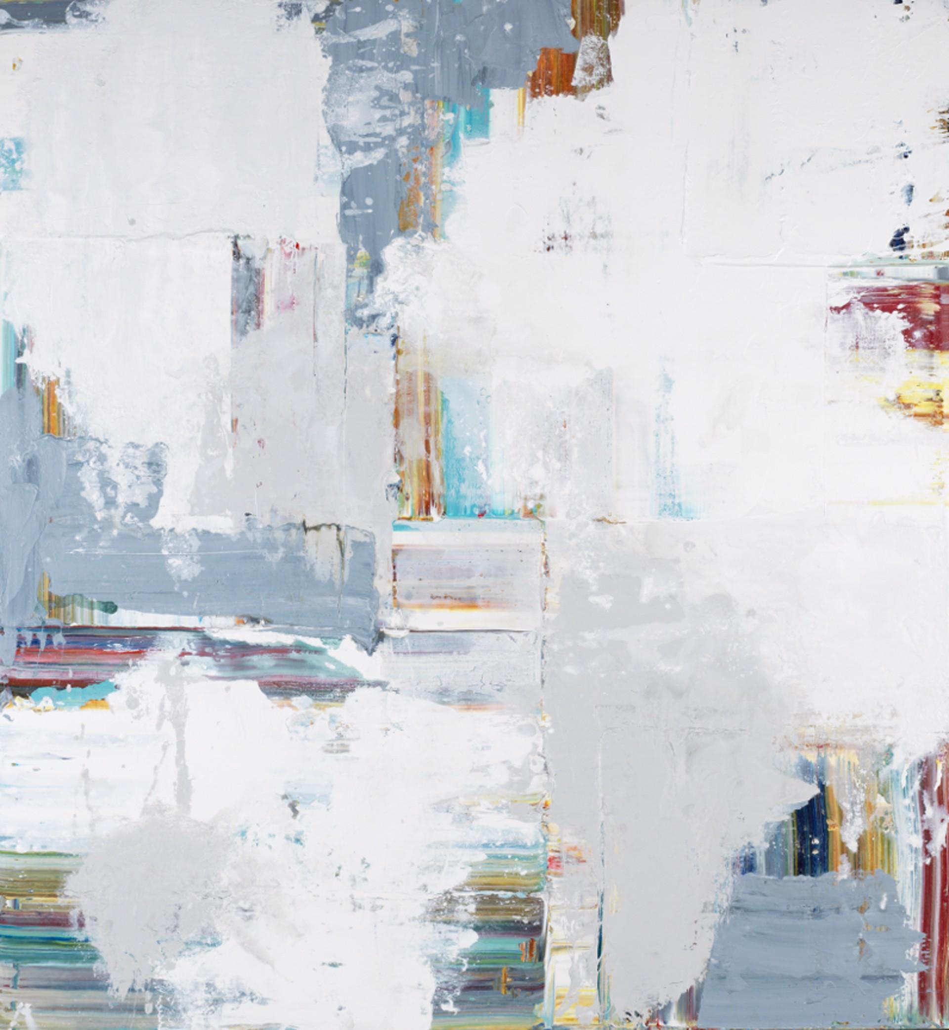 Astratto #93 by John Schuyler