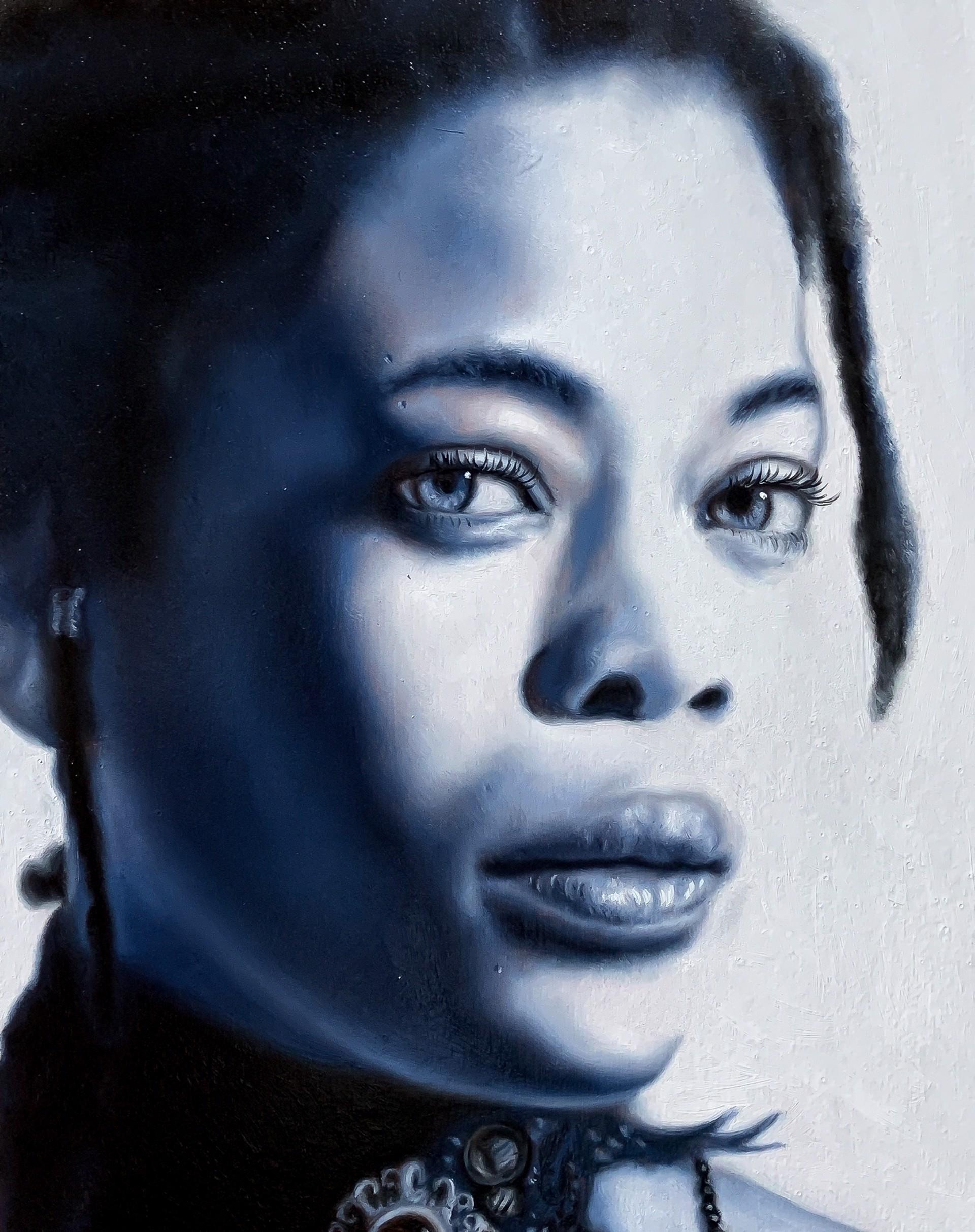 The Blues by O'Neil Scott