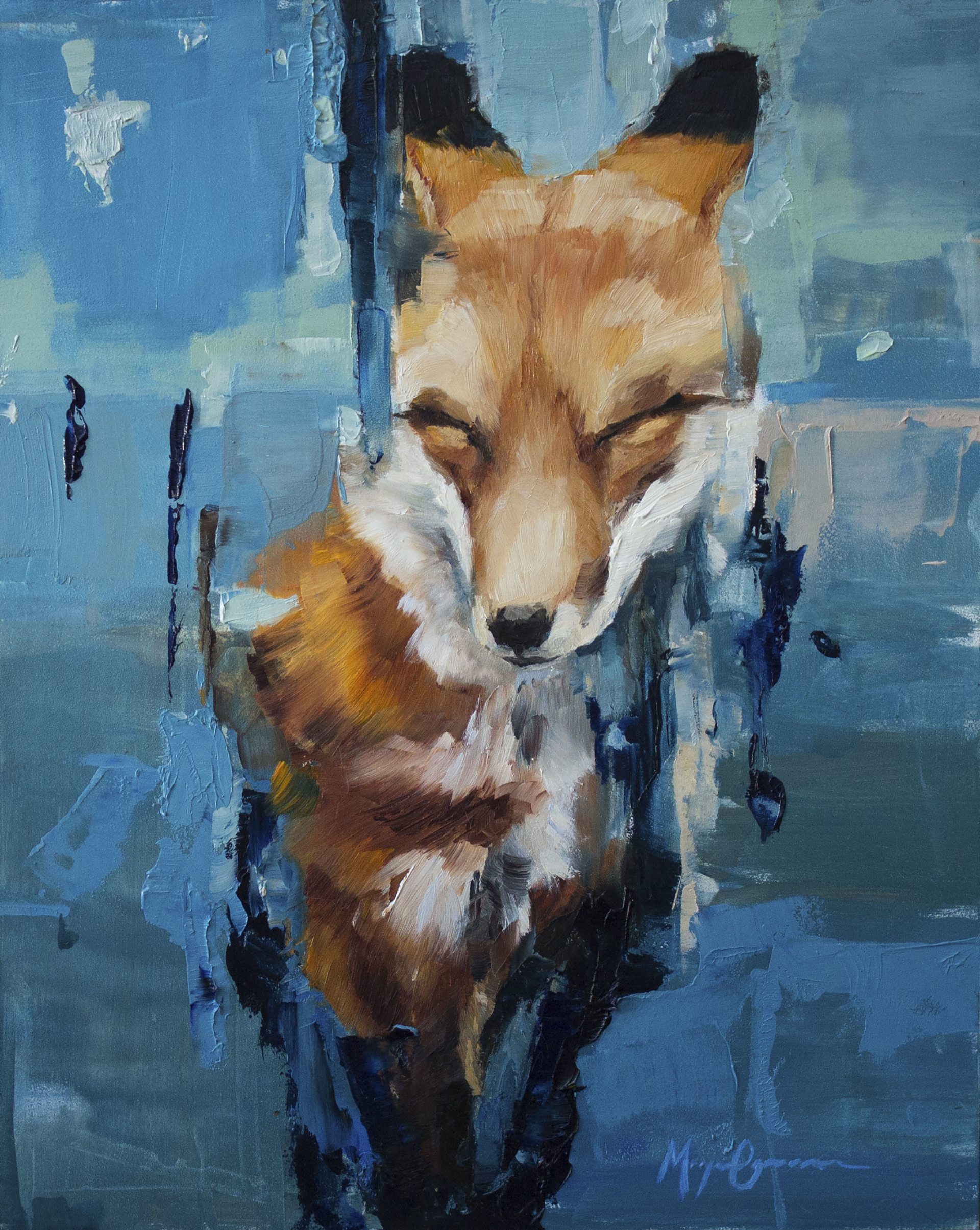 Fox Suite: Allemande by Morgan Cameron