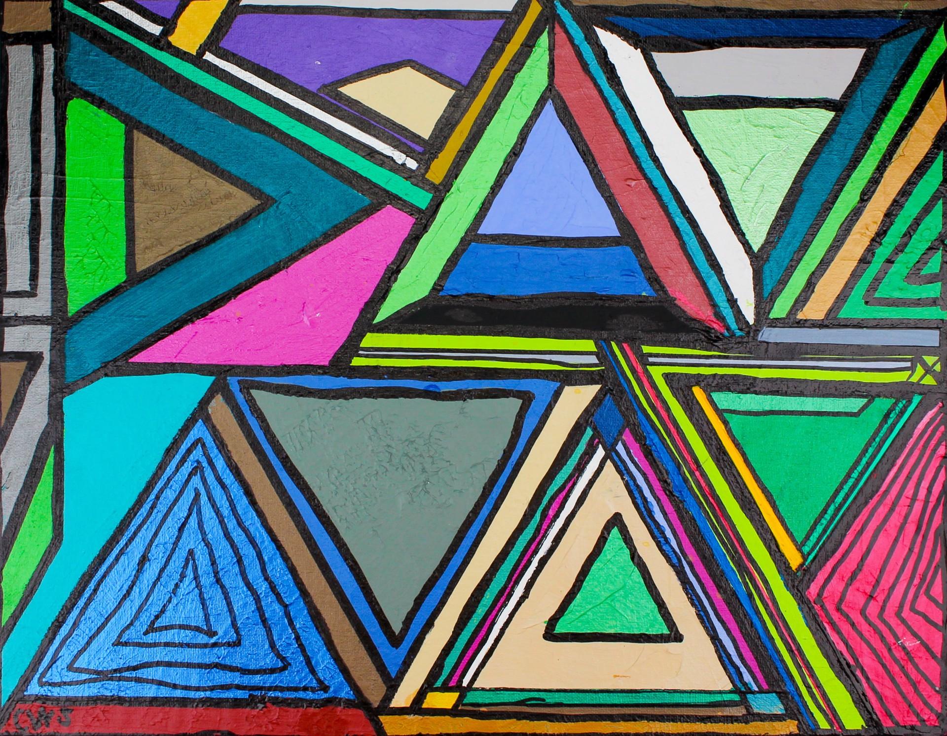 Triangle Color by Chris Schallhorn