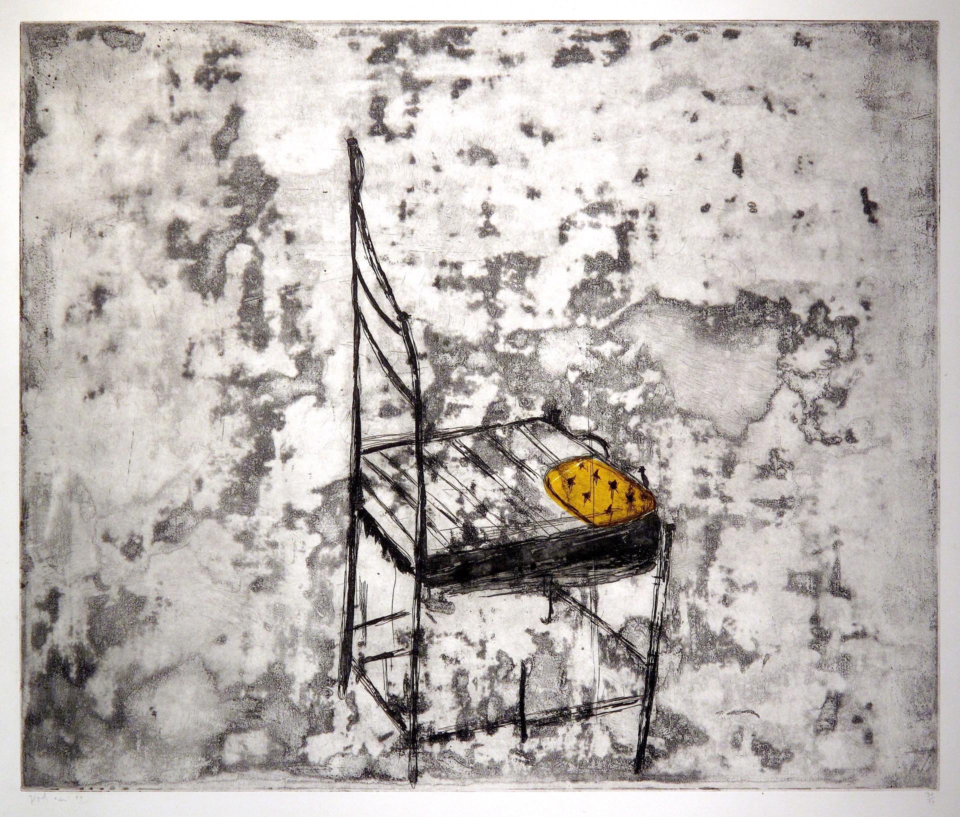 Flag Chair by Yigal Ozeri
