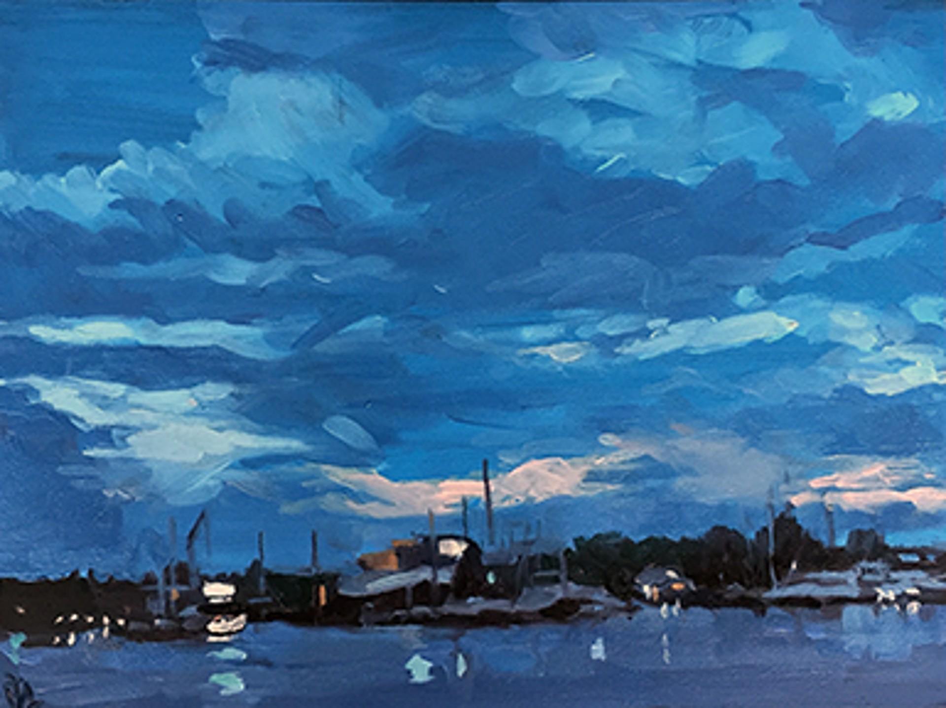 Across the Bridge by Julie Larick