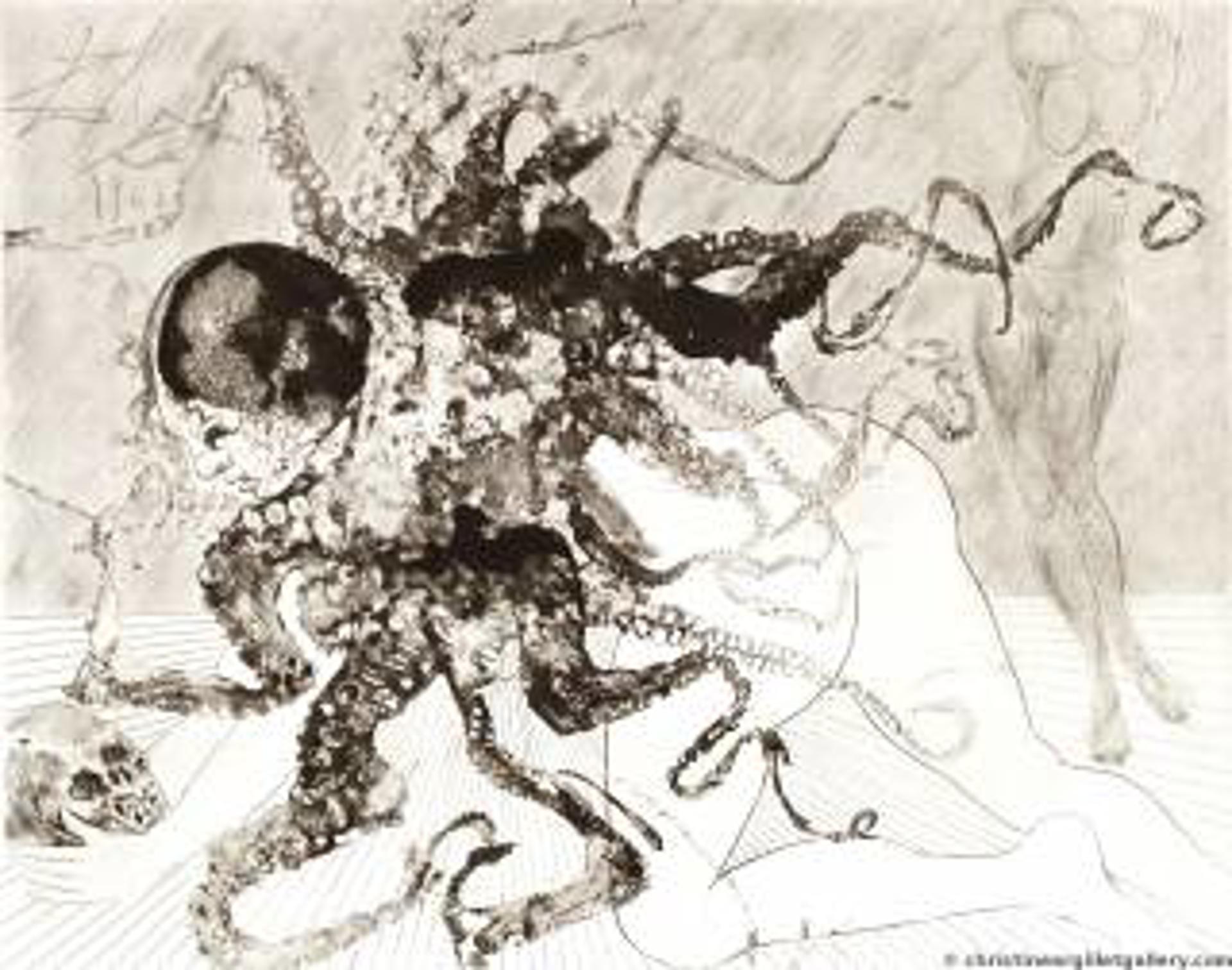 "Mythology ""Medusa"" by Salvador Dali"