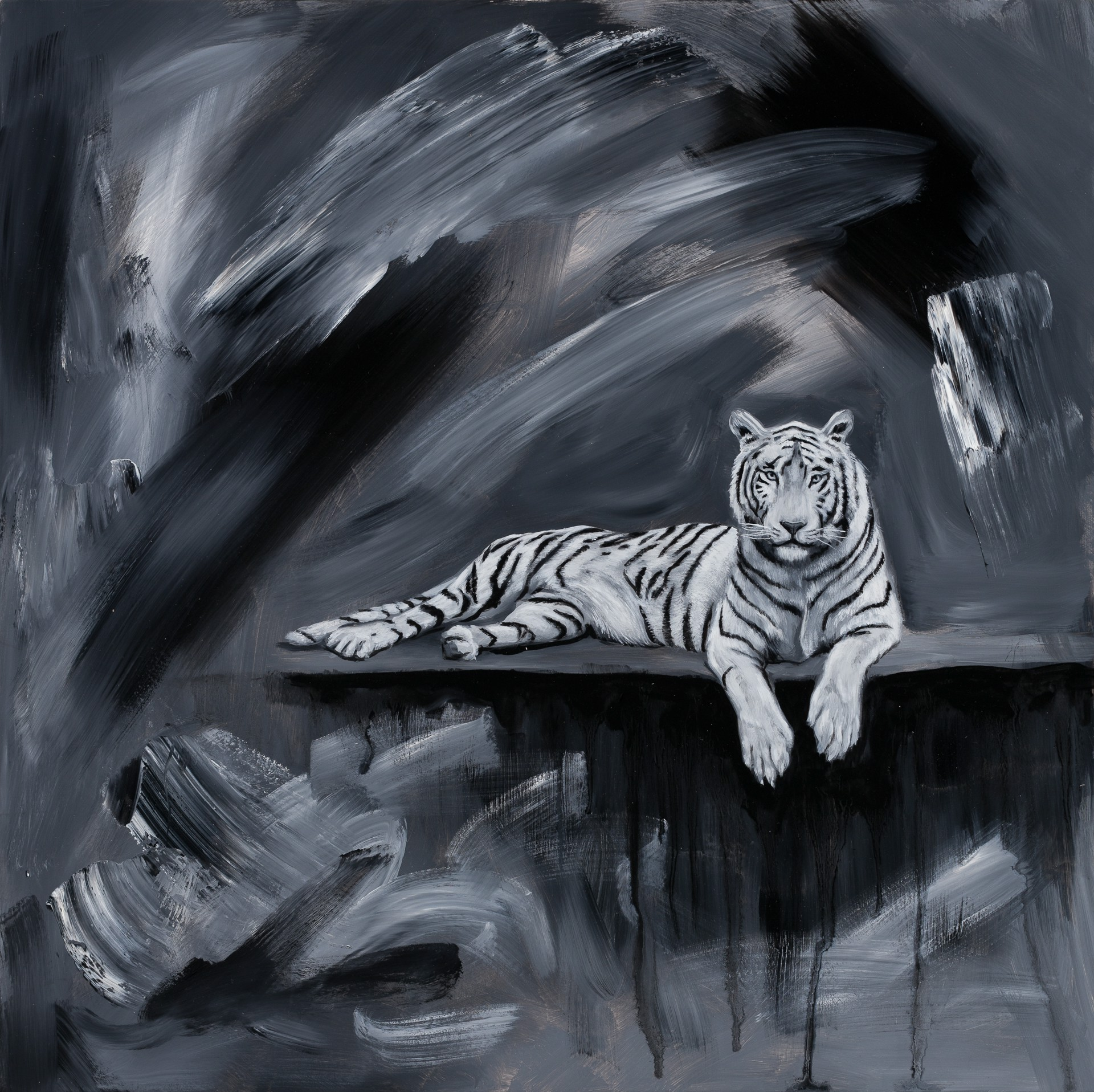 White Tiger by Robin Hextrum