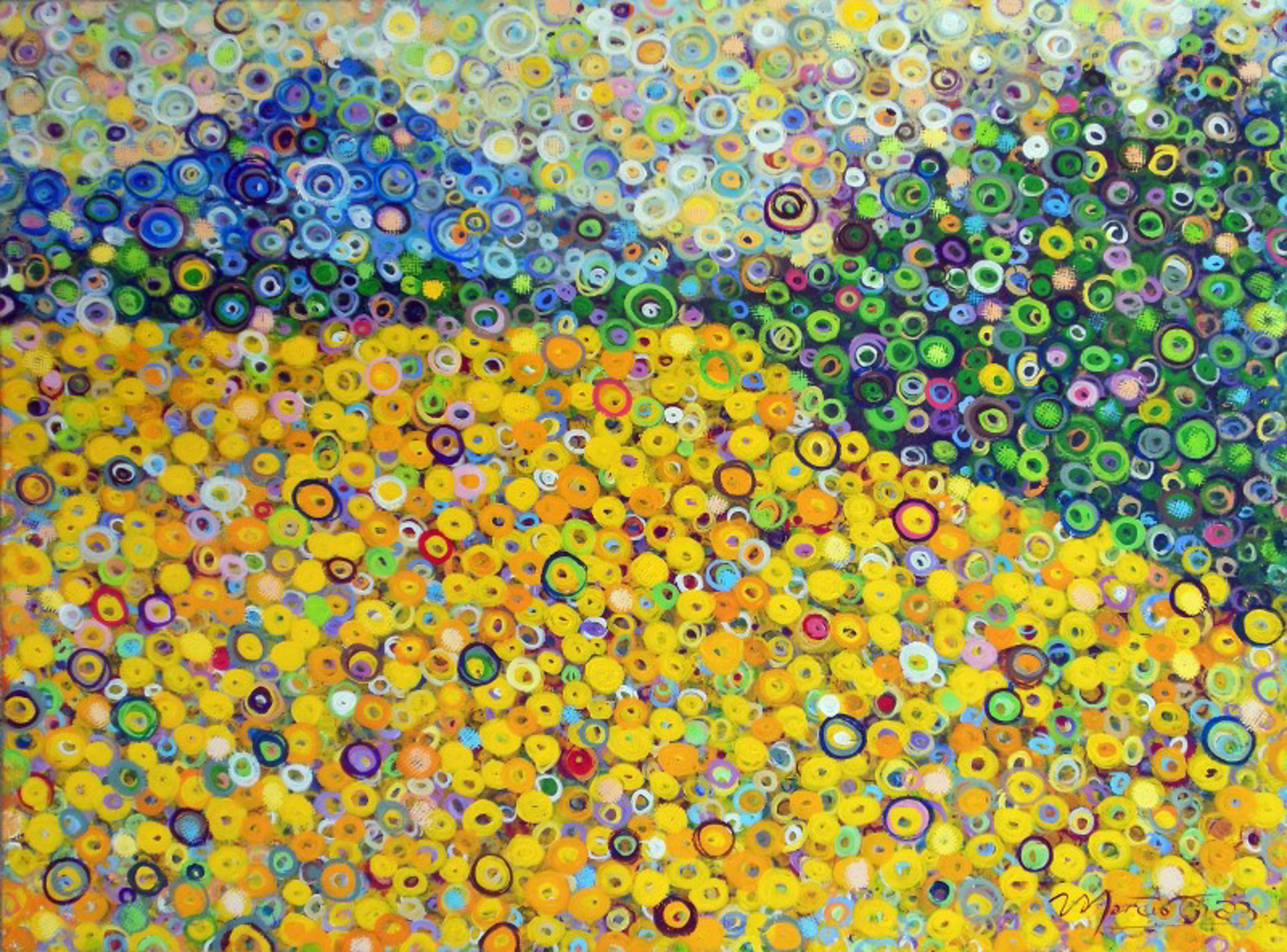 Spring Awakening by Marcio Diaz