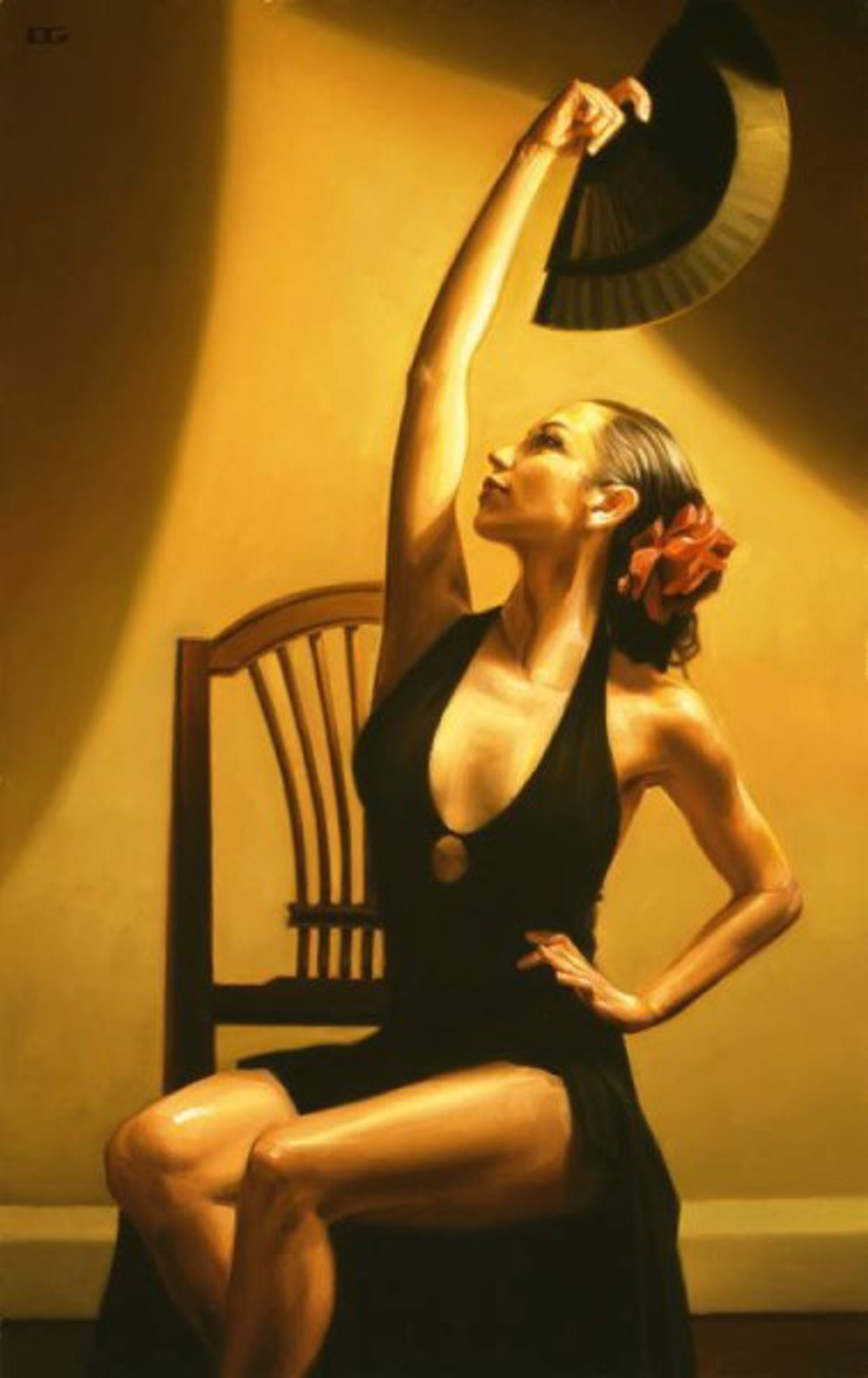 Inspired Curves (S/N) by Carrie Graber