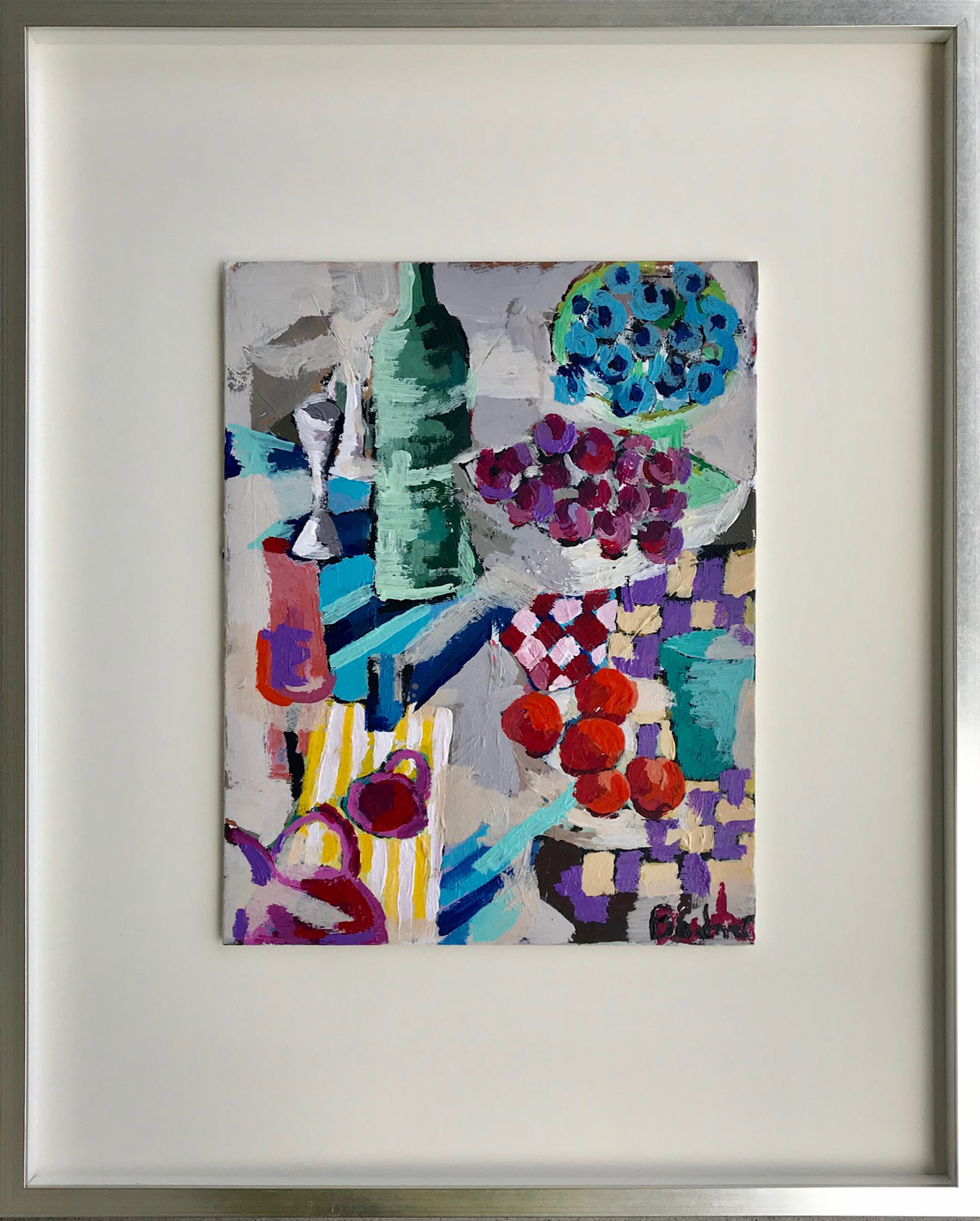 Wine with Lunch by Gary Bodner
