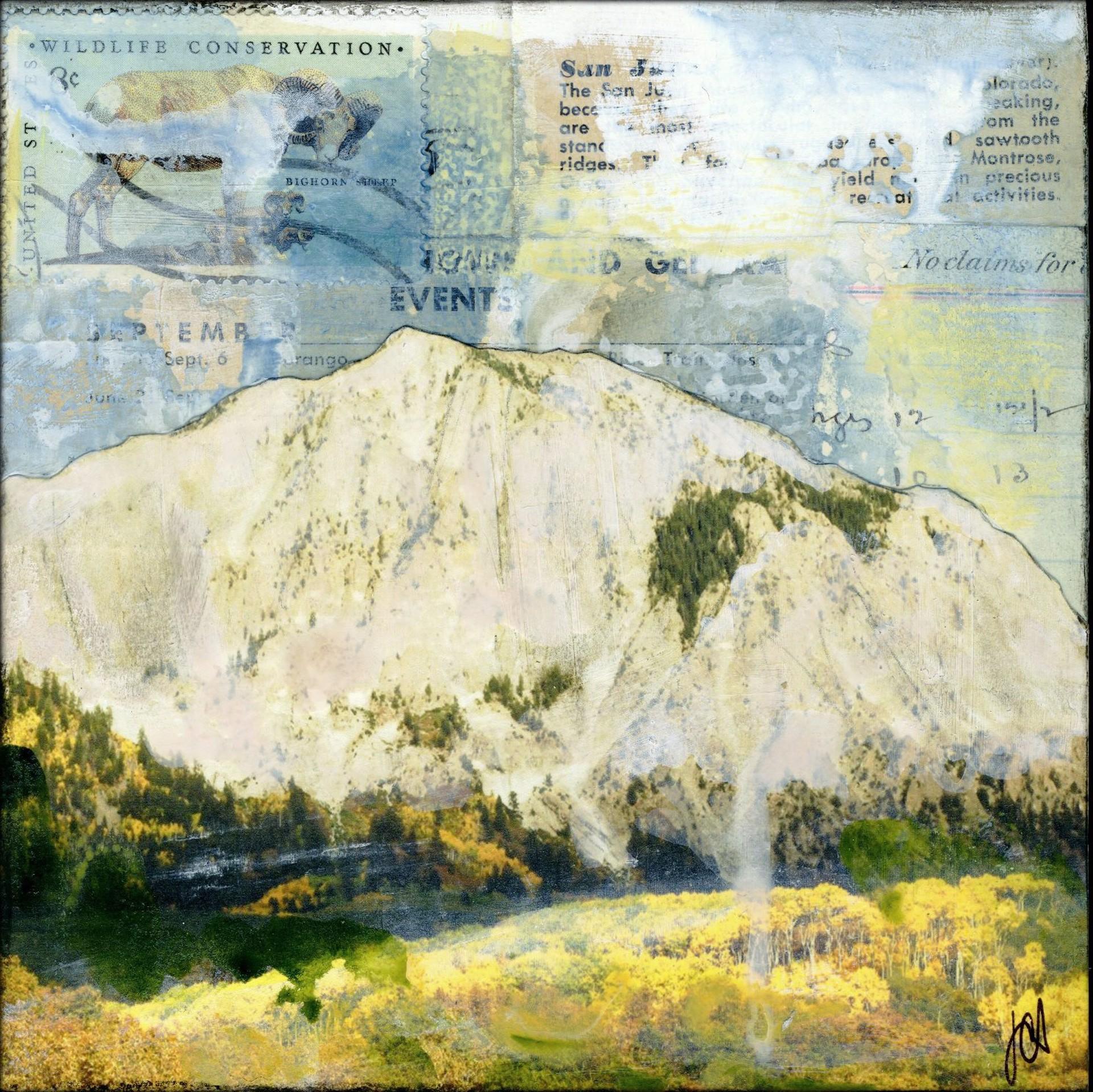 Mountain Memories by JC Spock