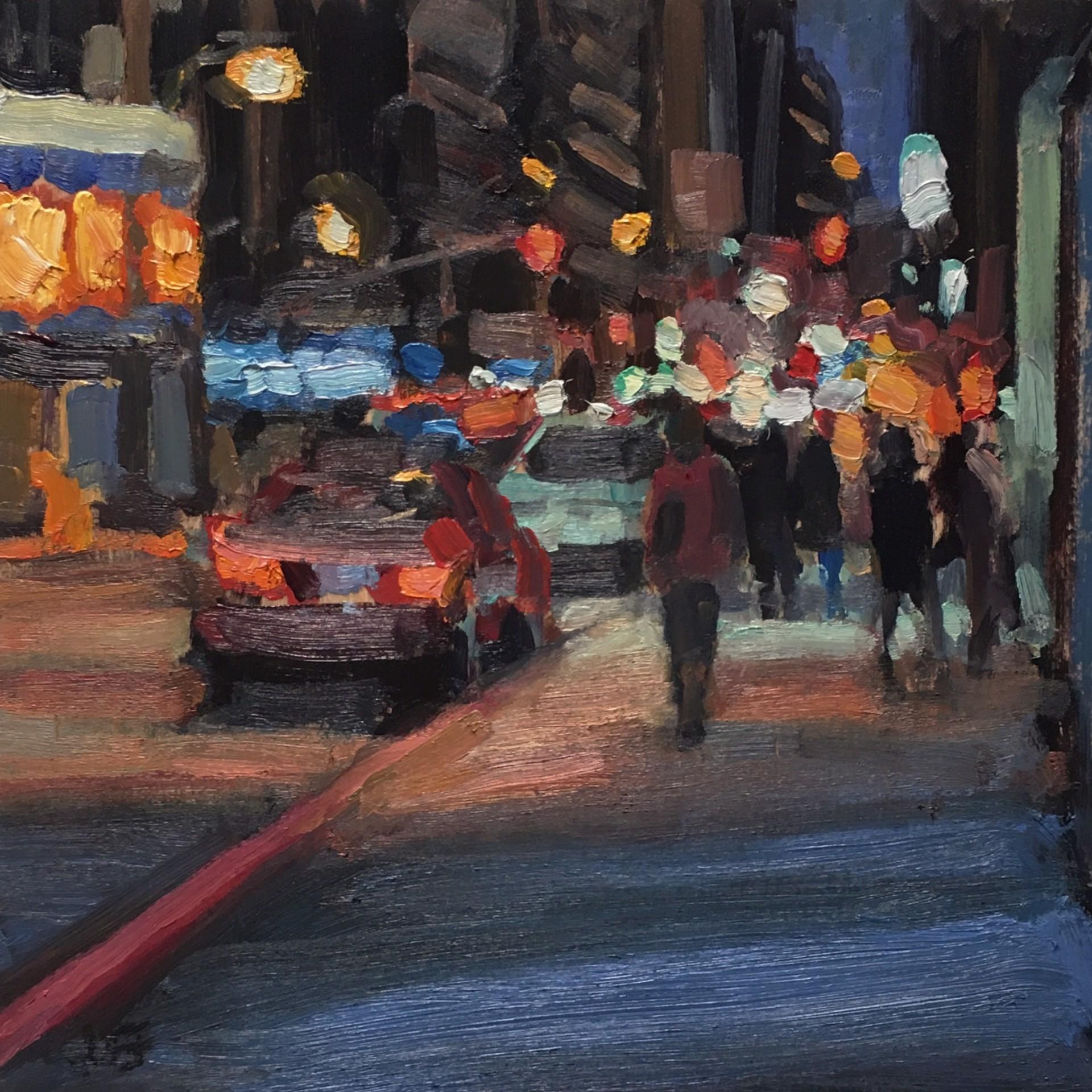 Nightwalk by Jim Beckner