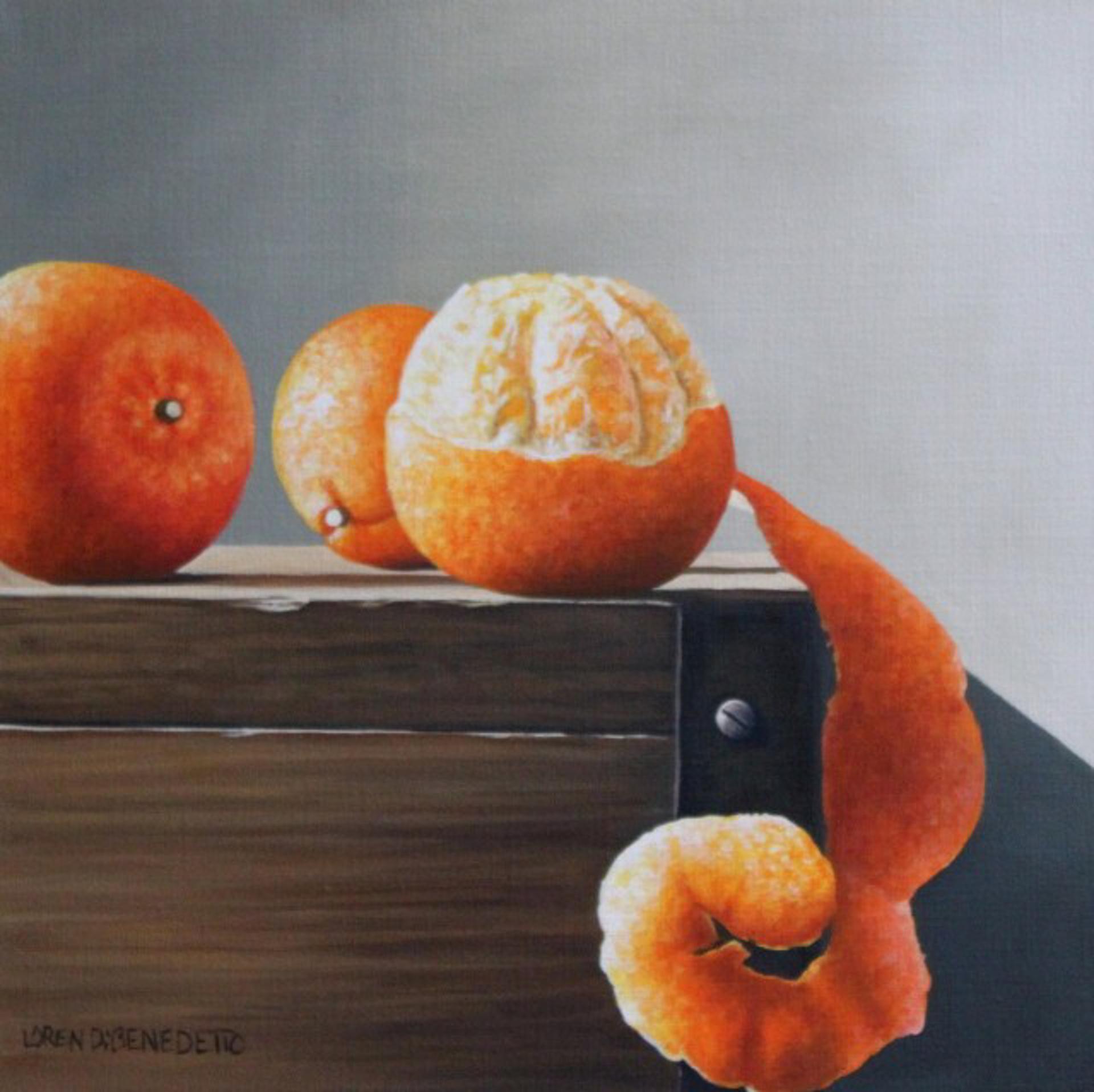 Oranges by Loren DiBenedetto, OPA