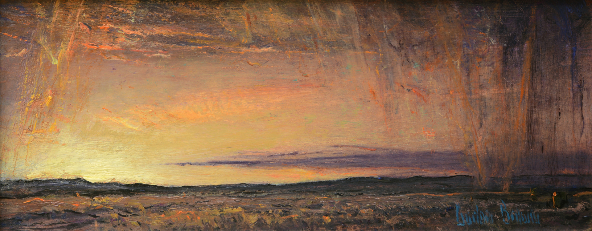 Sunset by Gordon Brown