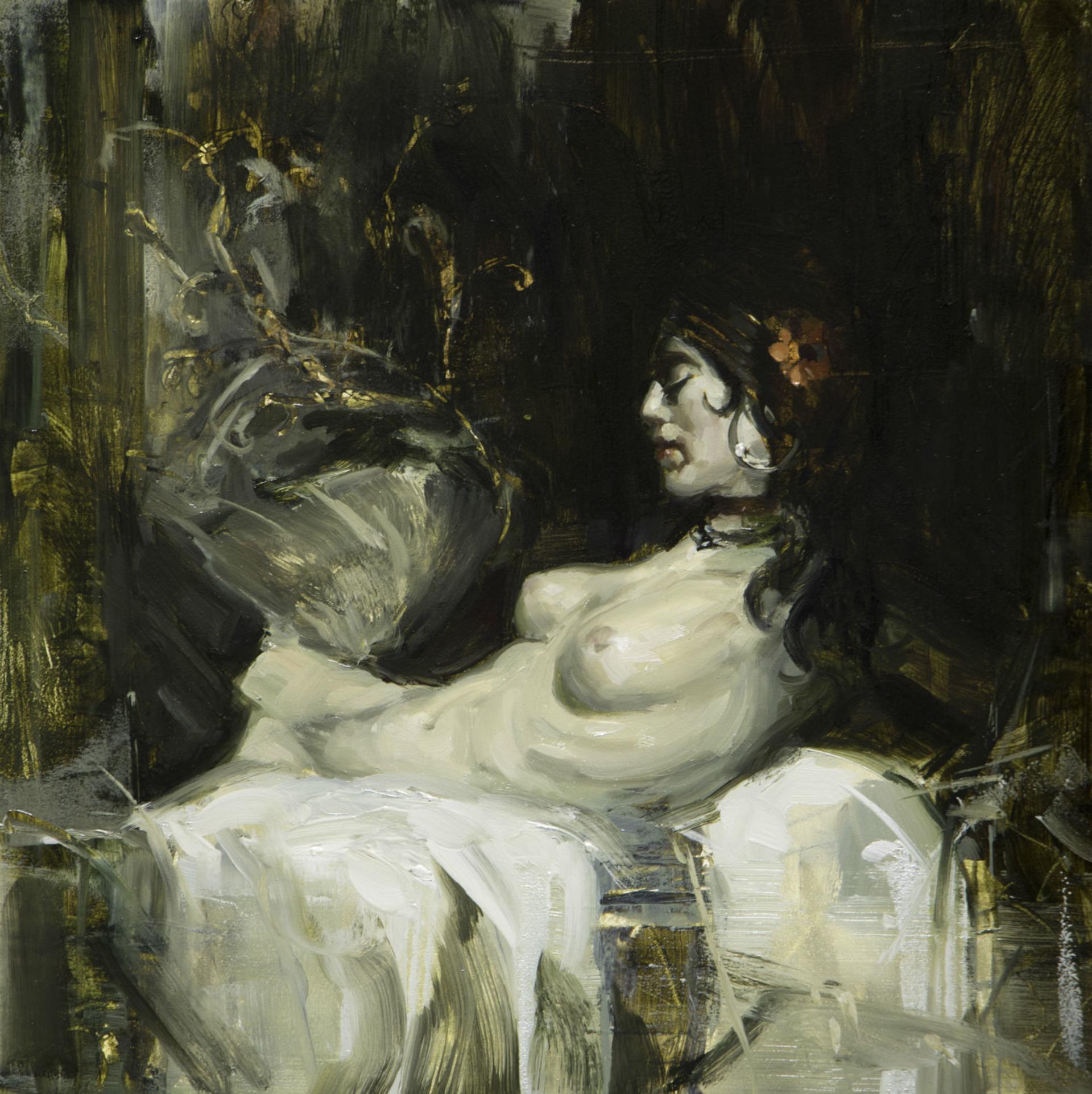 Black Pavane by Nadezda