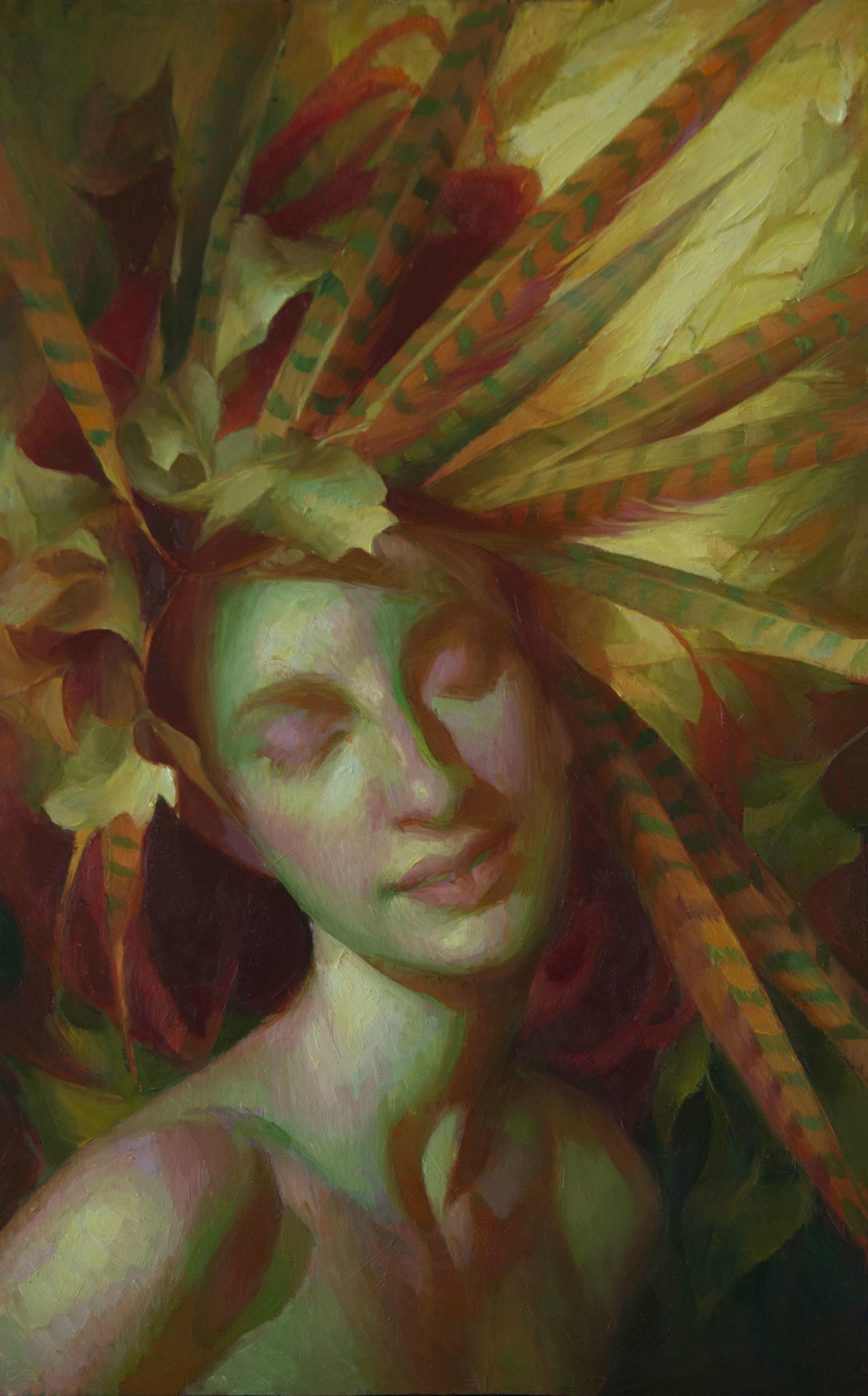 Fire II by Adrienne Stein