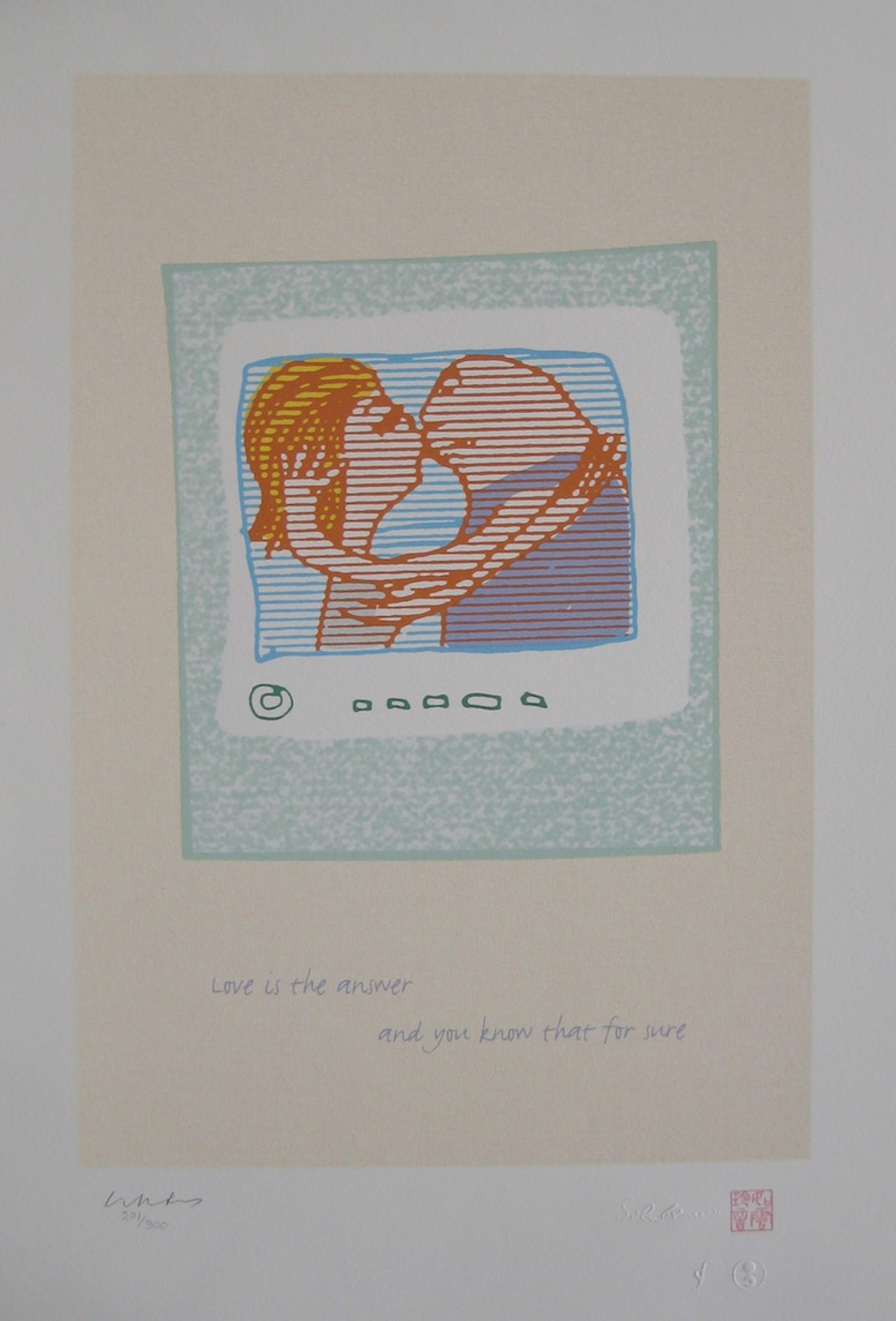 """Love Is The Answer"" by John Lennon"