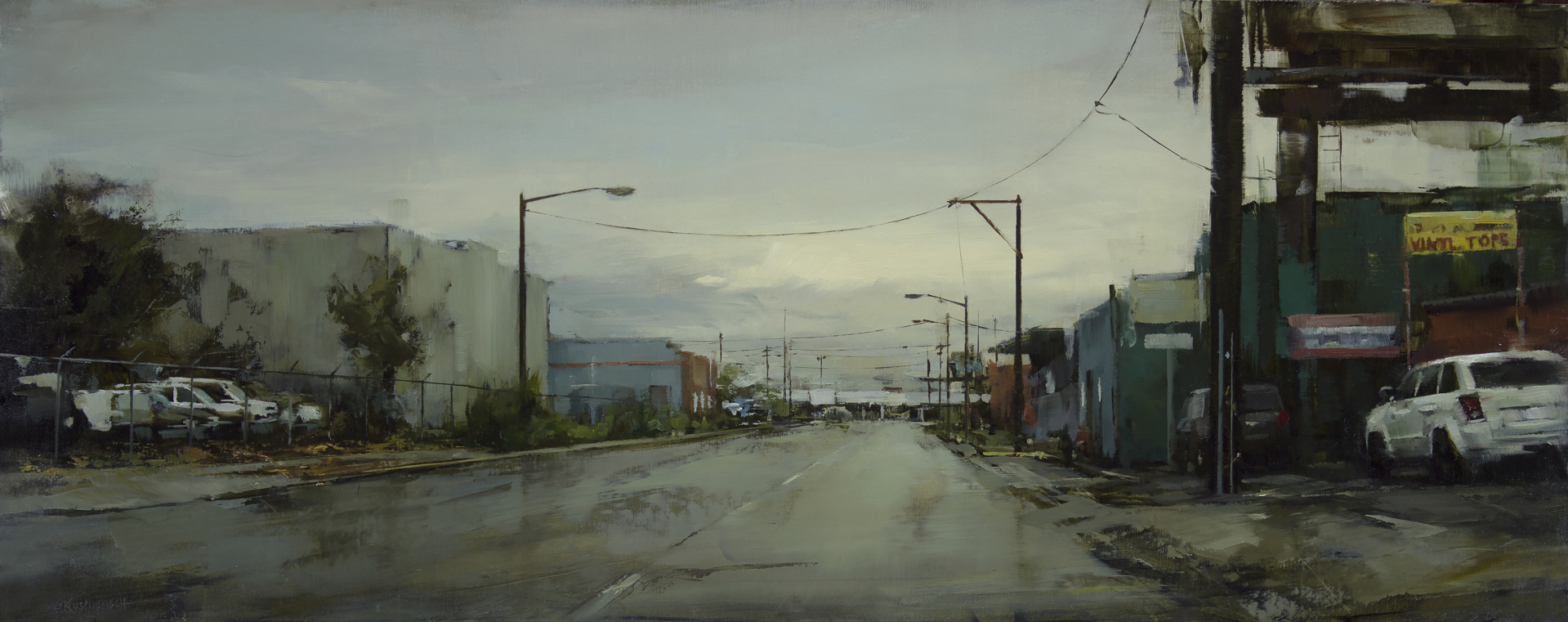 A Road Less Traveled by Lindsey Kustusch