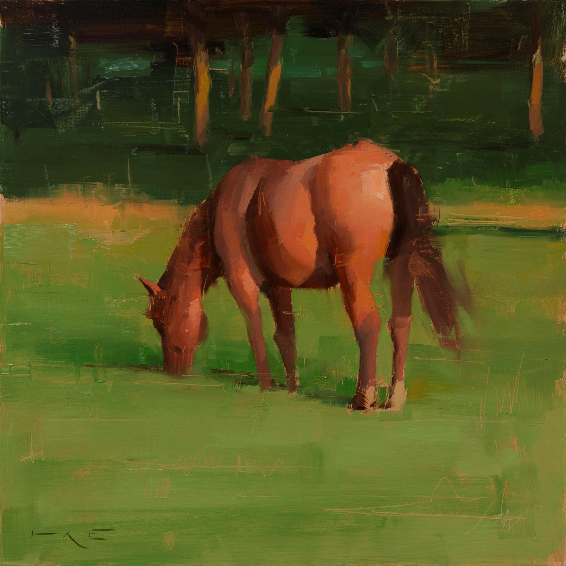 American Horse 2 by Thorgrimur Einarsson
