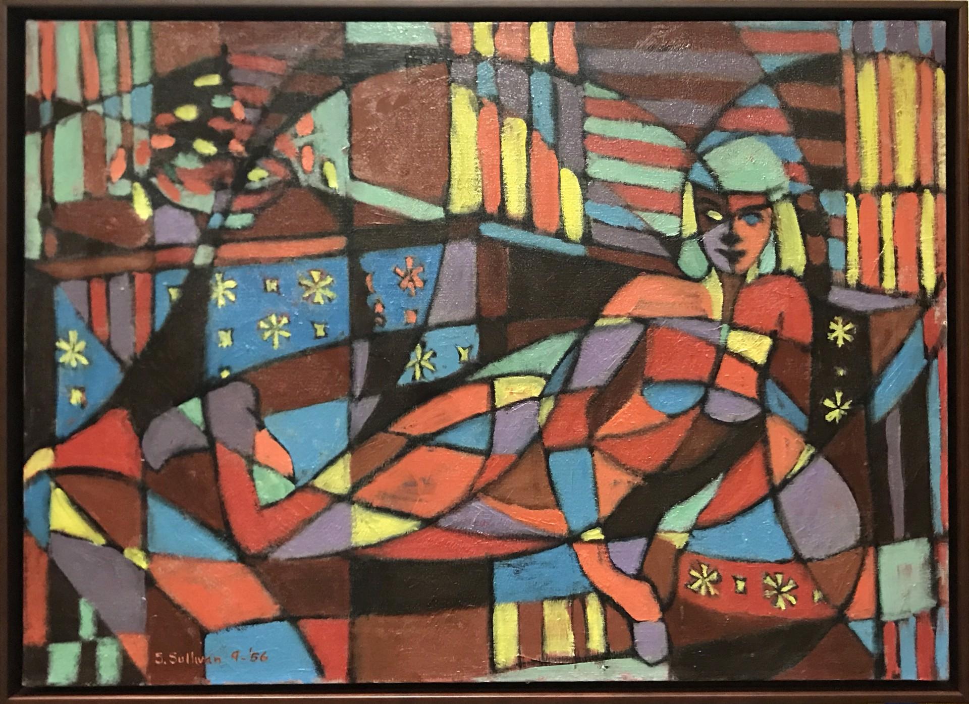 Reclining Figure by Stella Sullivan