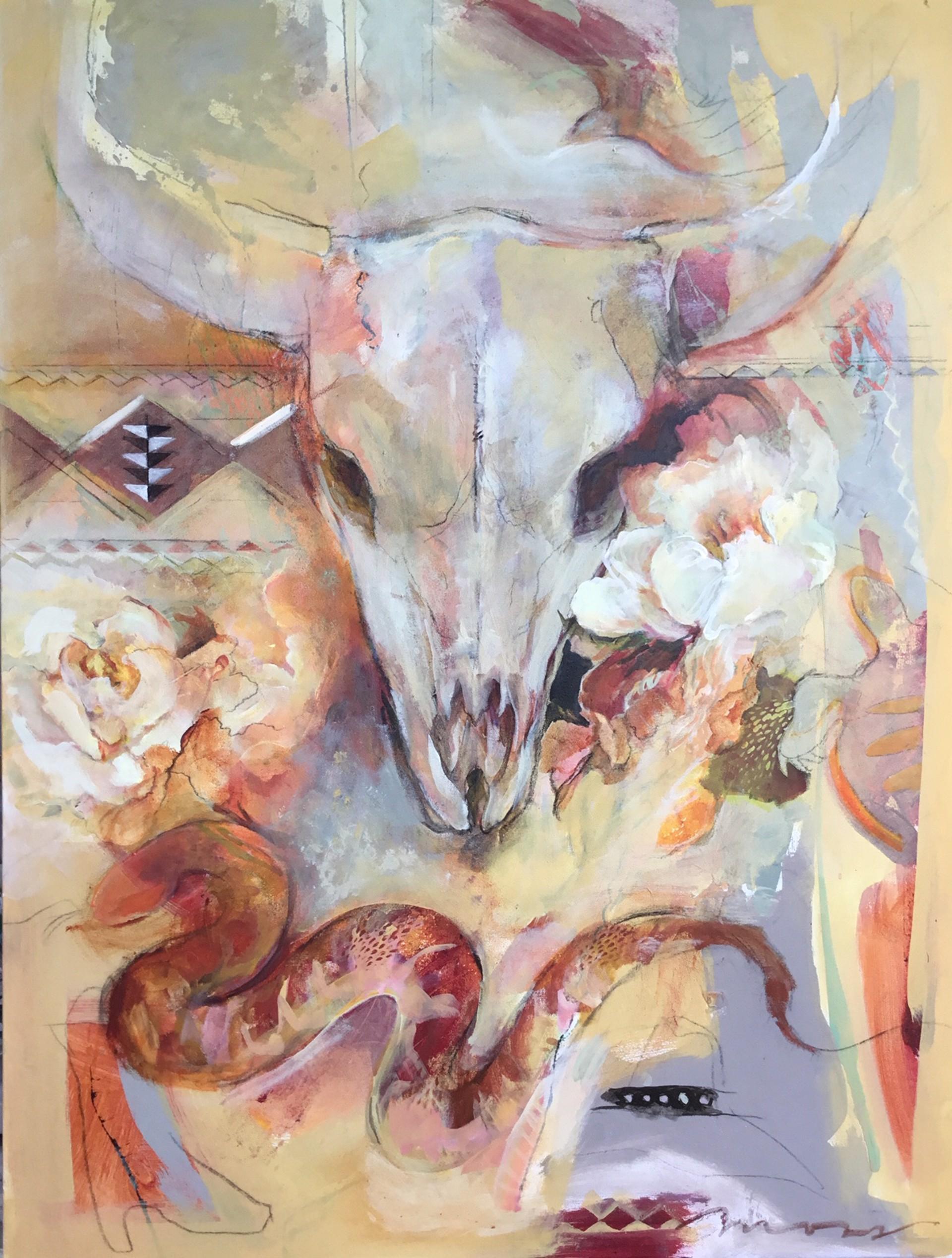 Spirit Lands by Miranda Moss