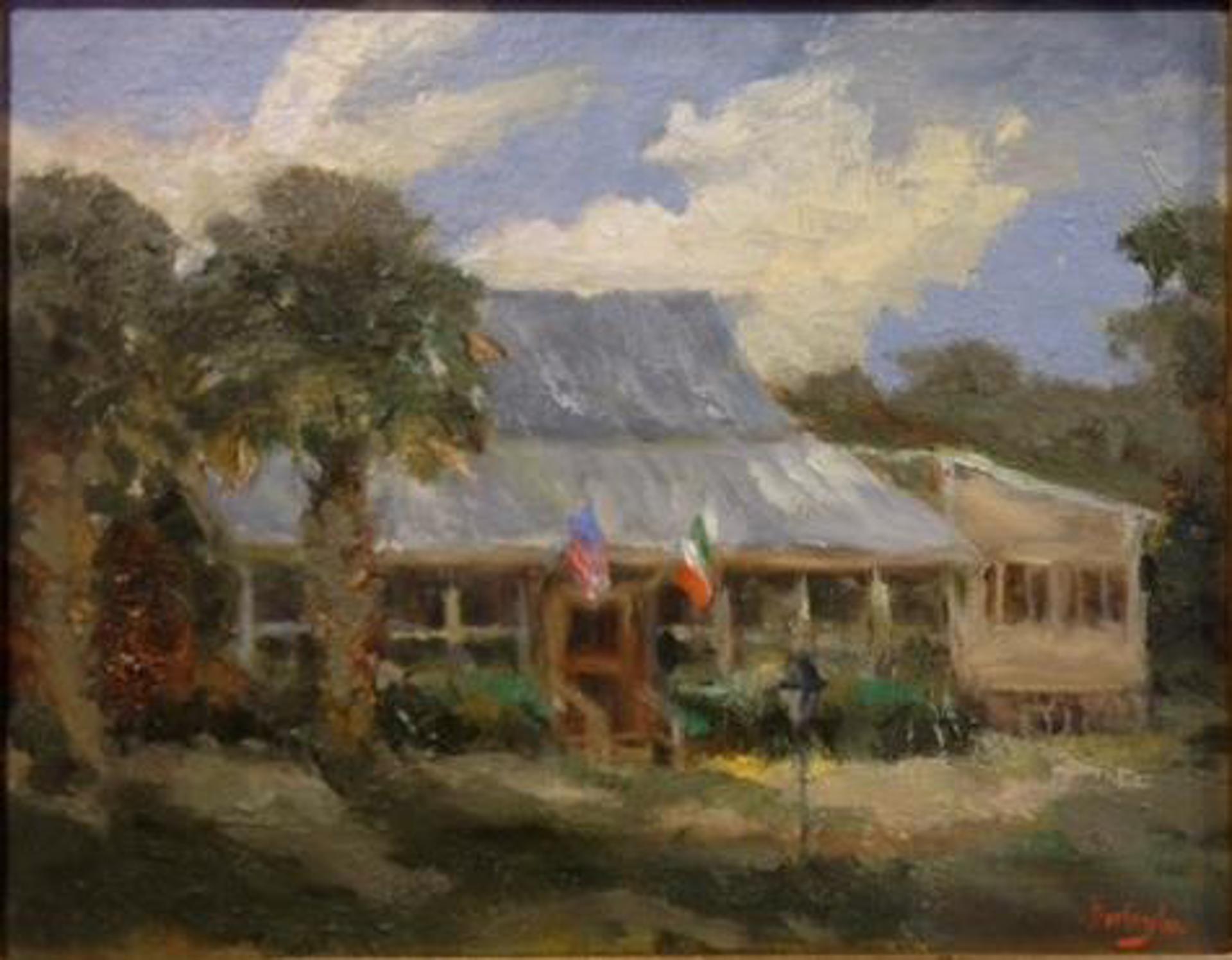 Former Site of Brady's Tavern, S.I. by Jim Darlington