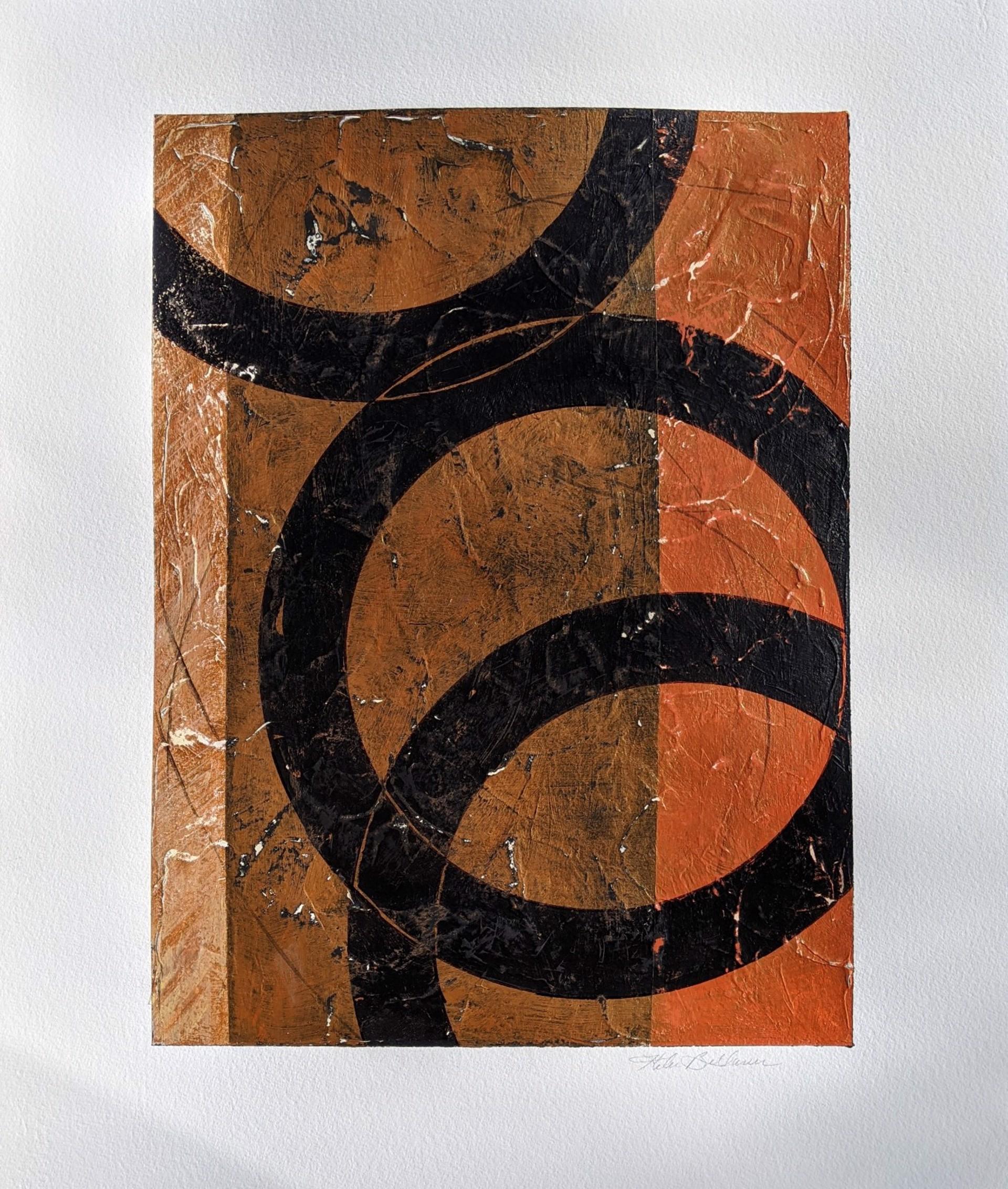 Bronze No. 1  by Helen Bellaver