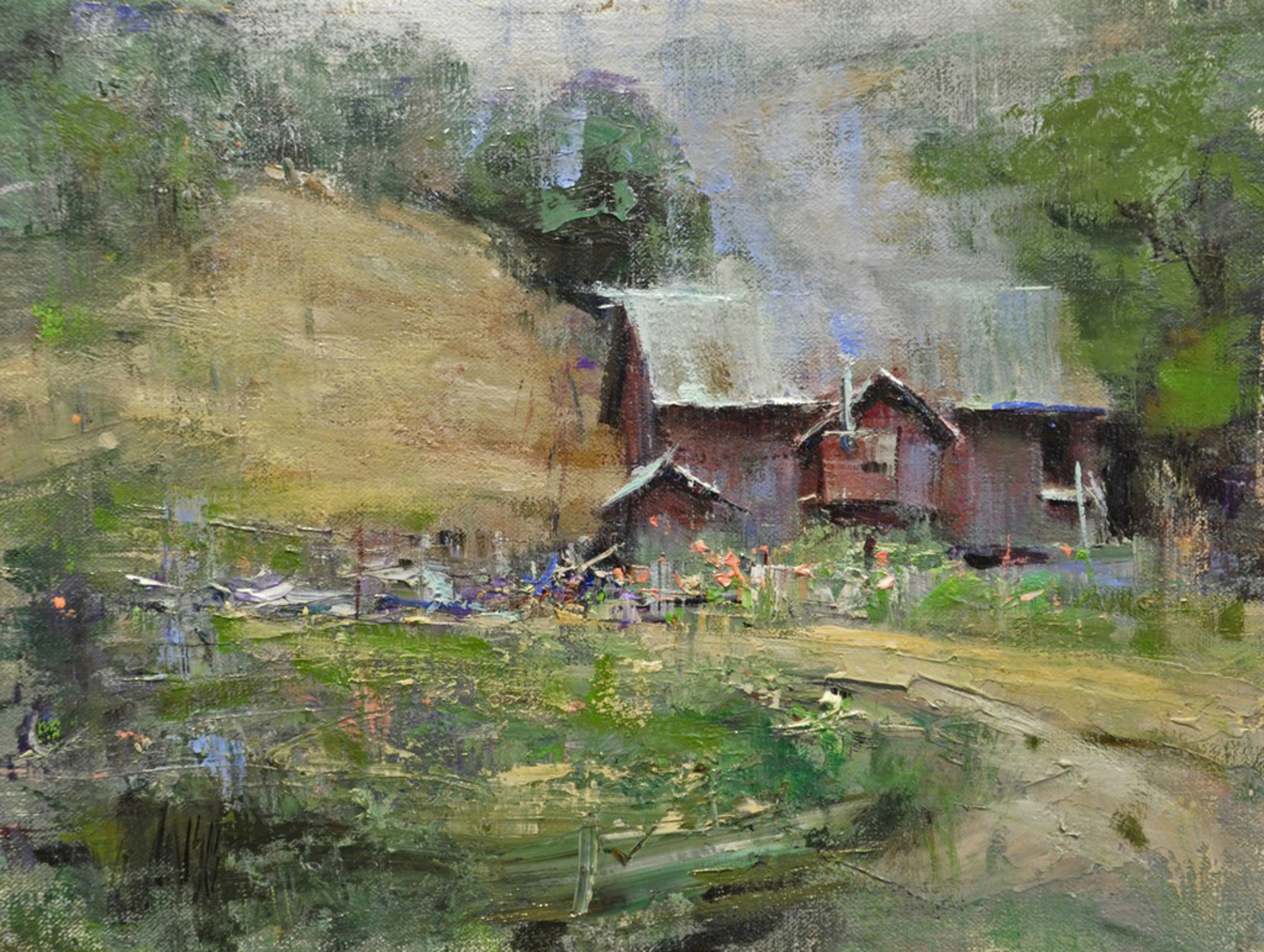 The Smokehouse by Mike Wise