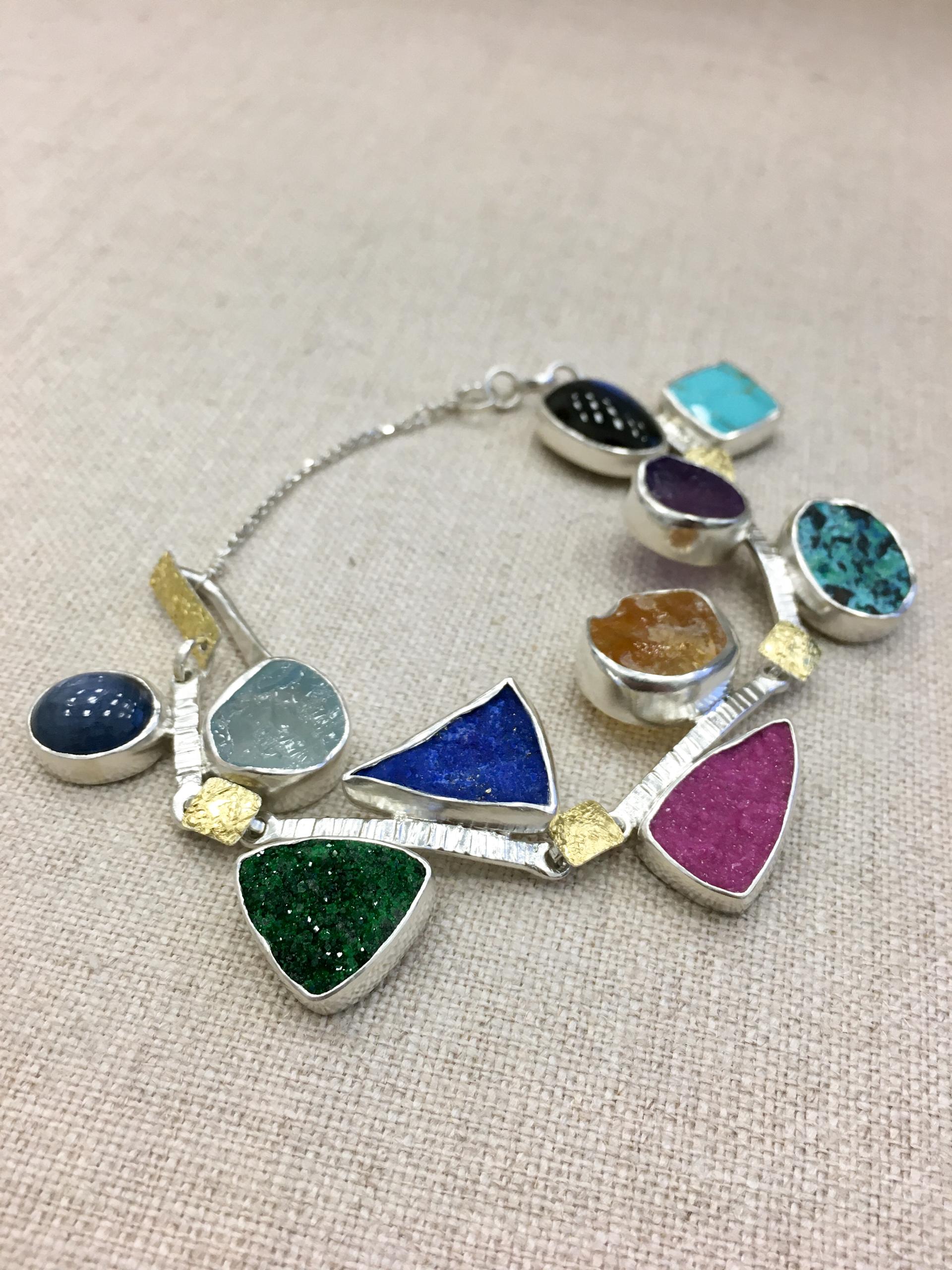 1462-2 Bracelet by Donna Burdic