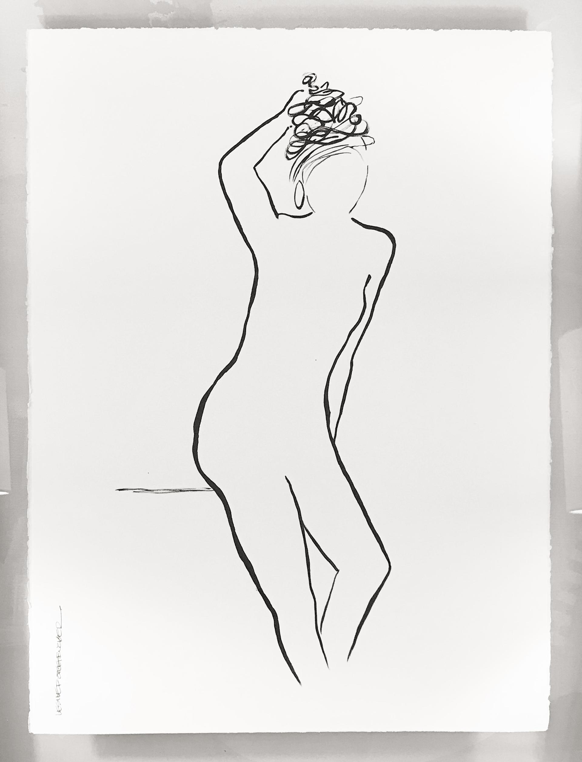 Figure No. 49 by Leslie Poteet Busker