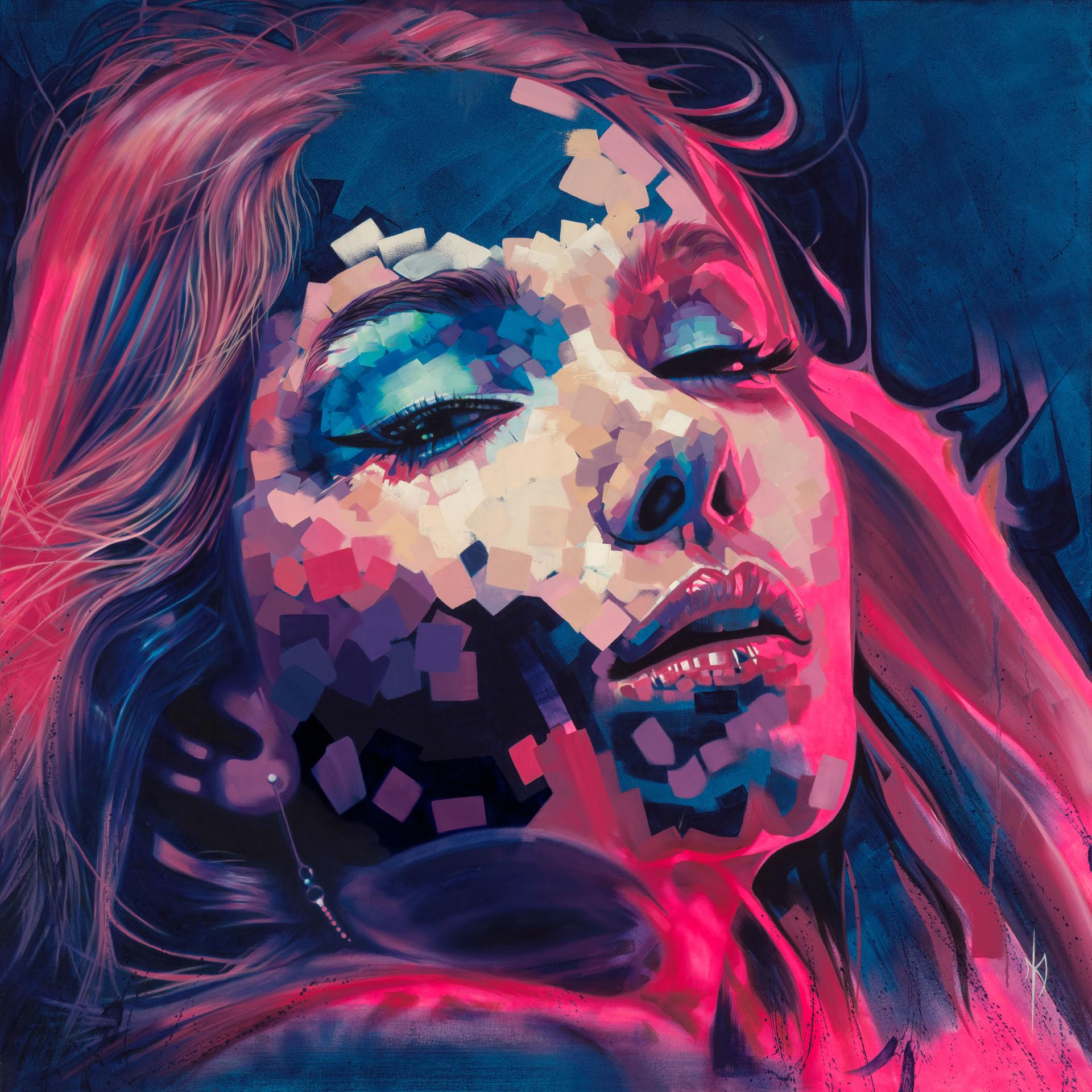 Neon Dreams by Michelle Kohler