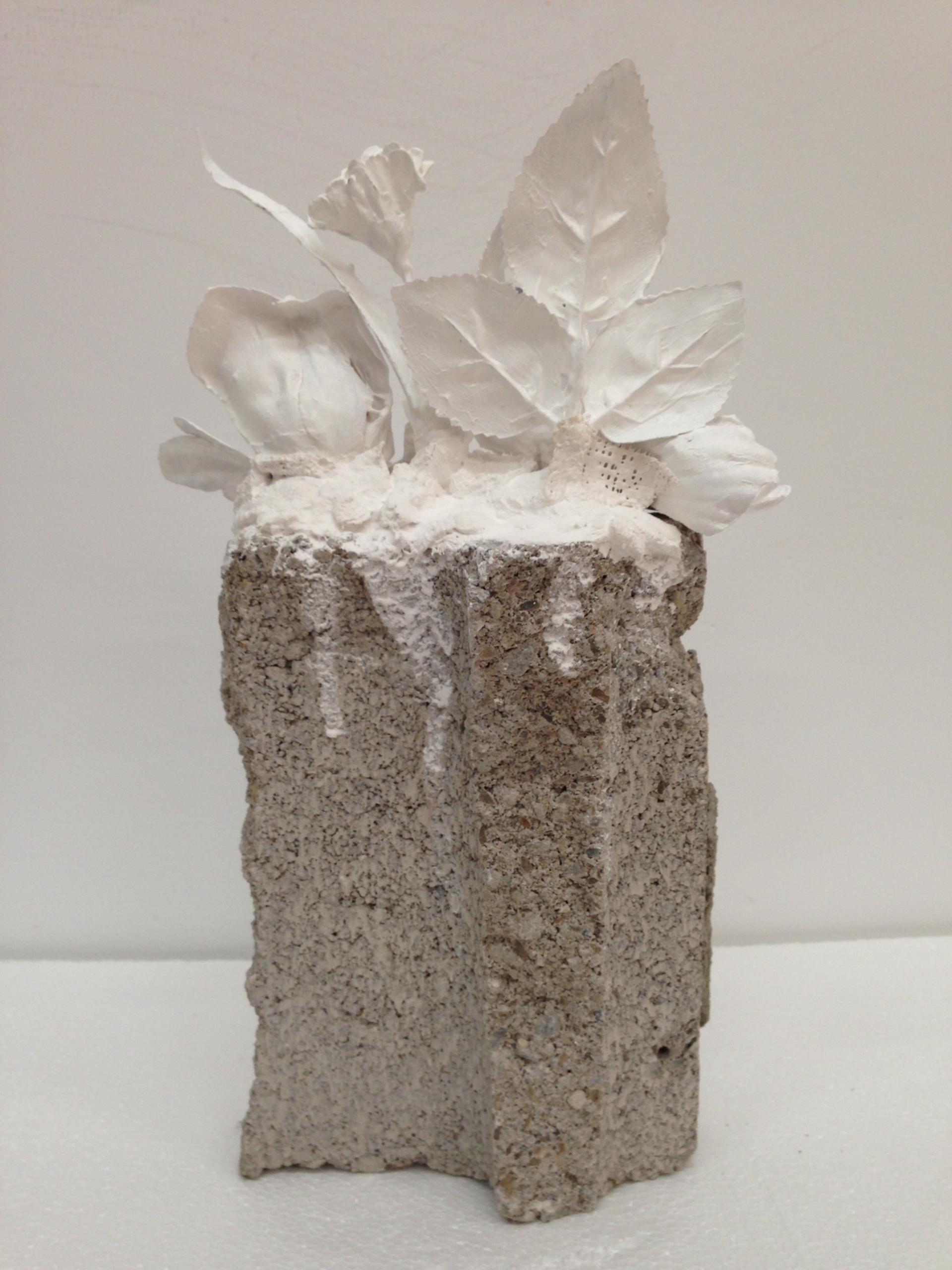 White Flowers by Emily Filler