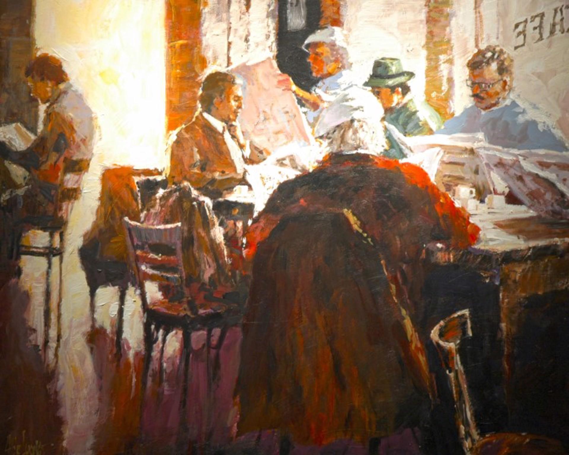 In The Neighborhood by Aldo Luongo