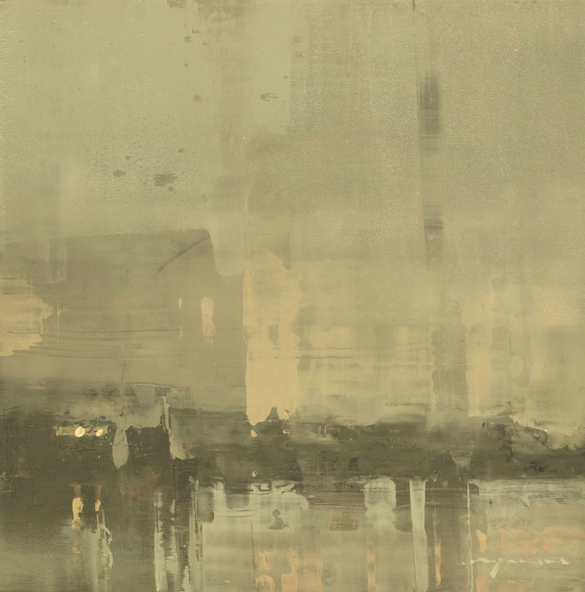 Cityscape - Composed Form Study No. 22 by Jeremy Mann