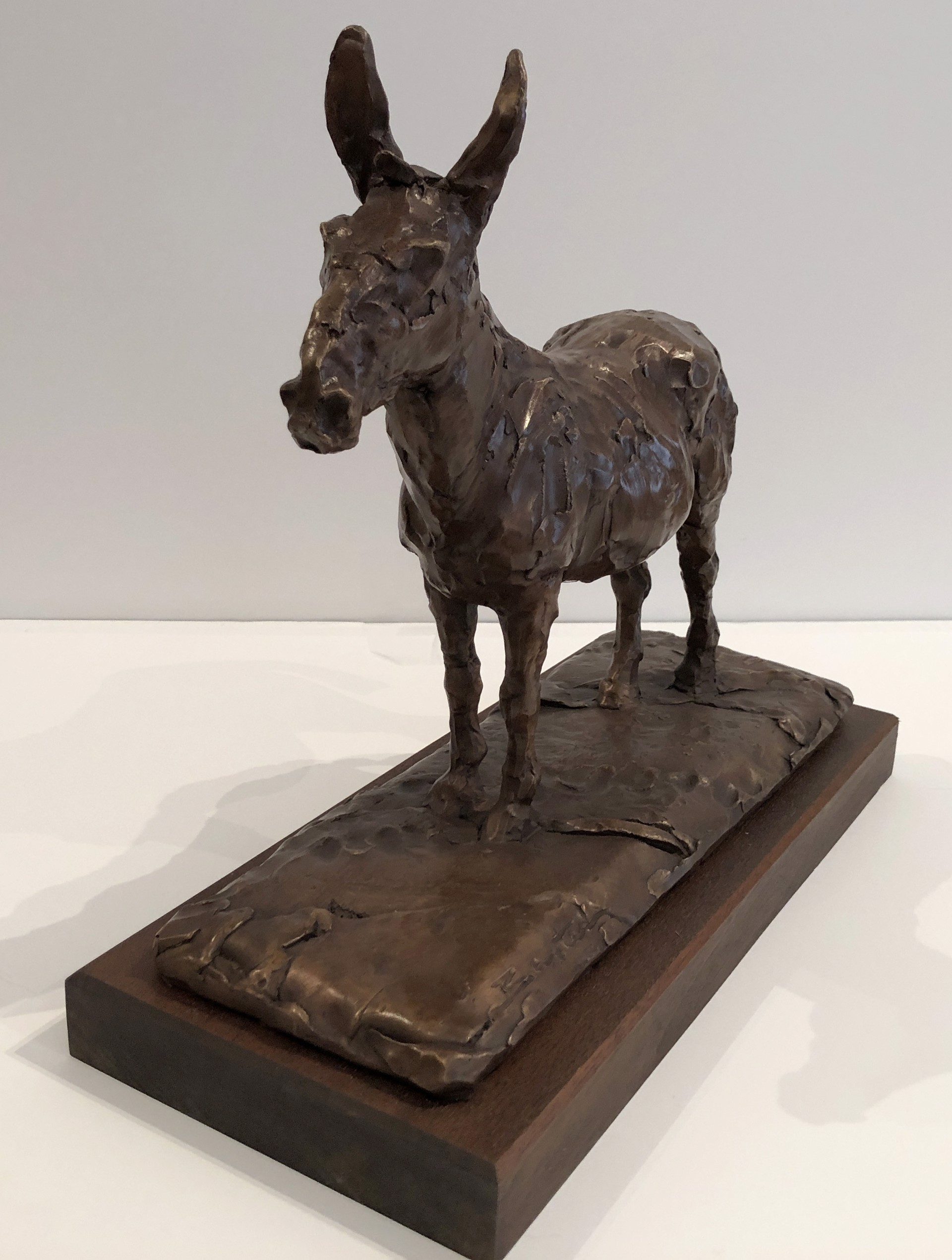 Large Mule by Mary Baxter