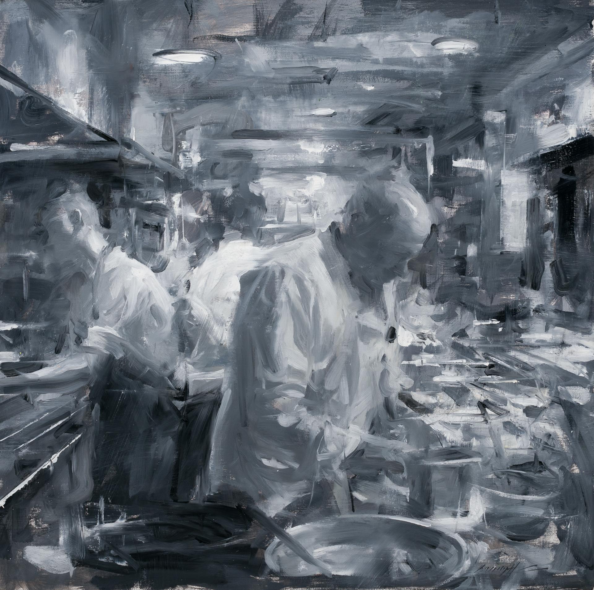 Chef Bonanno - Shades of Grey by Quang Ho