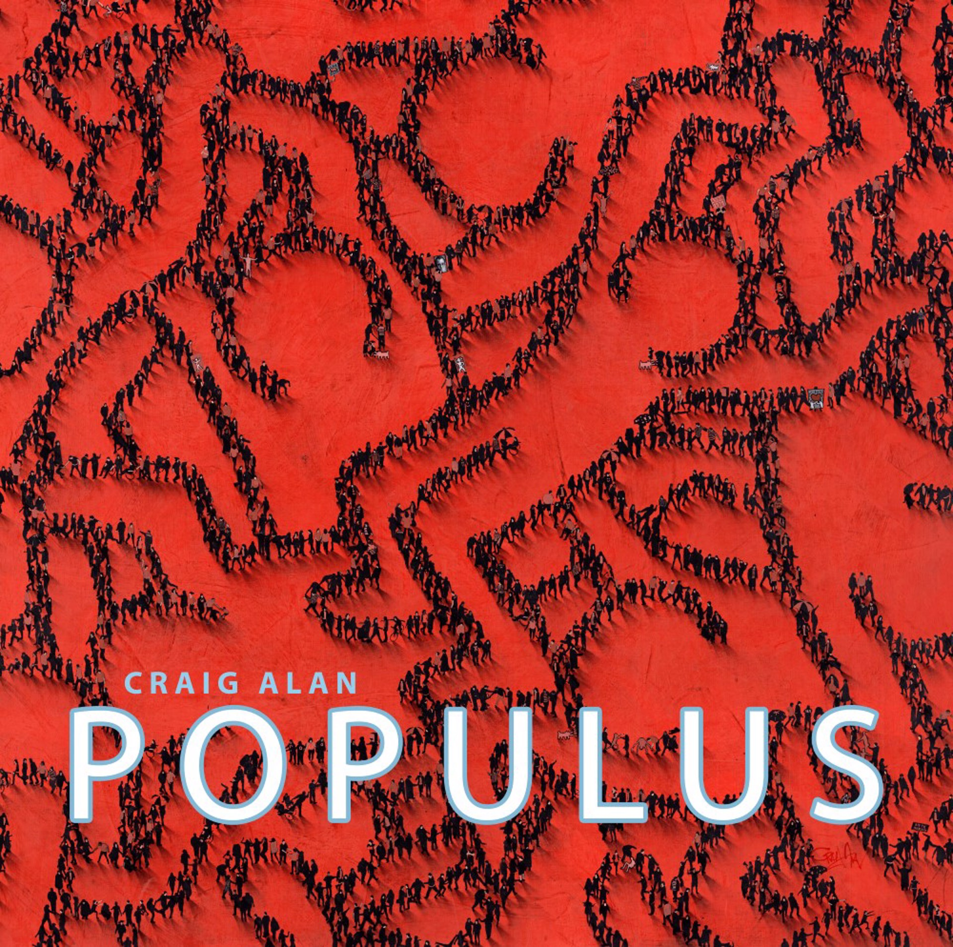 Craig Alan: Populus by Publications