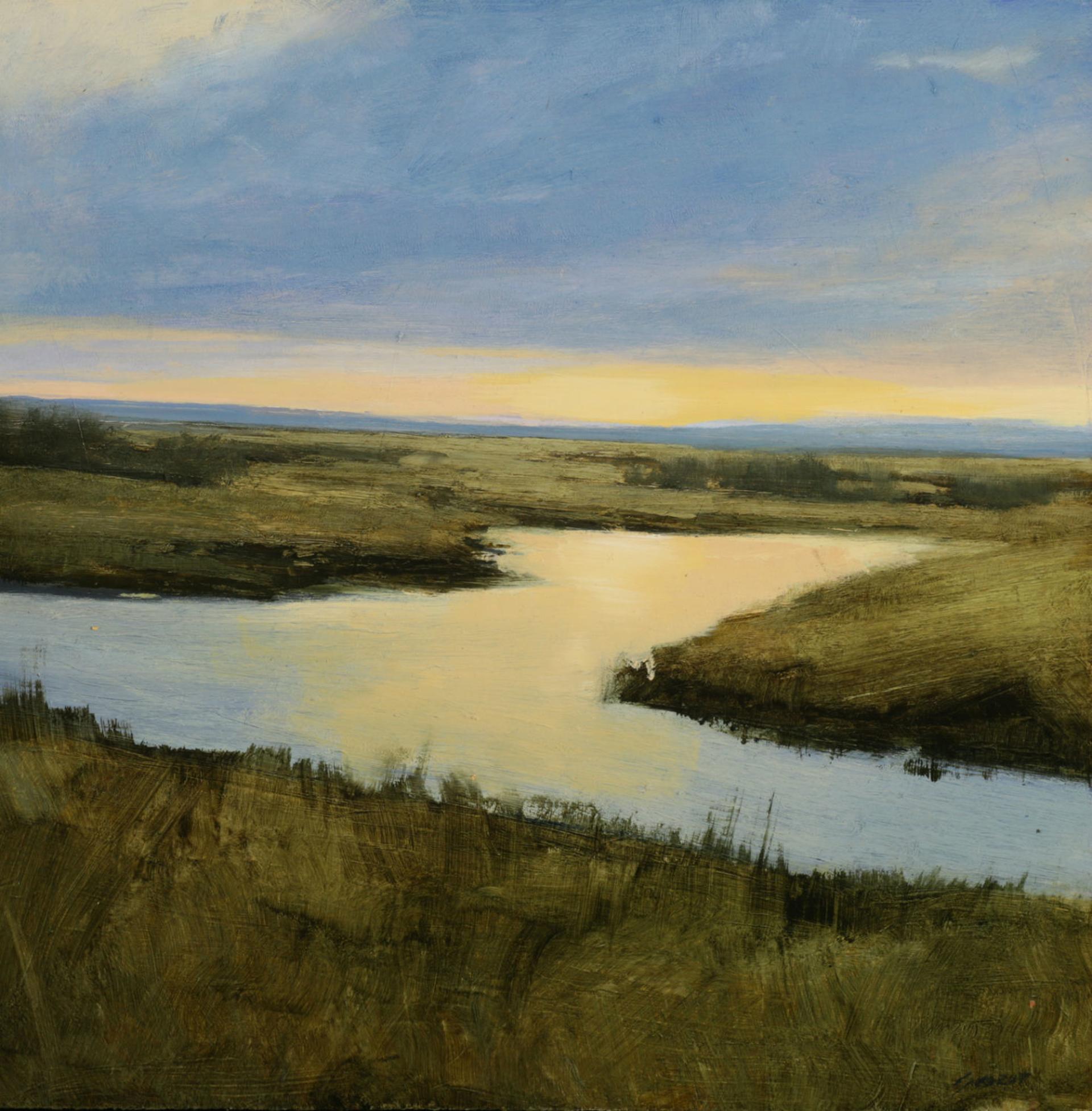 Plains by Andrzej Skorut