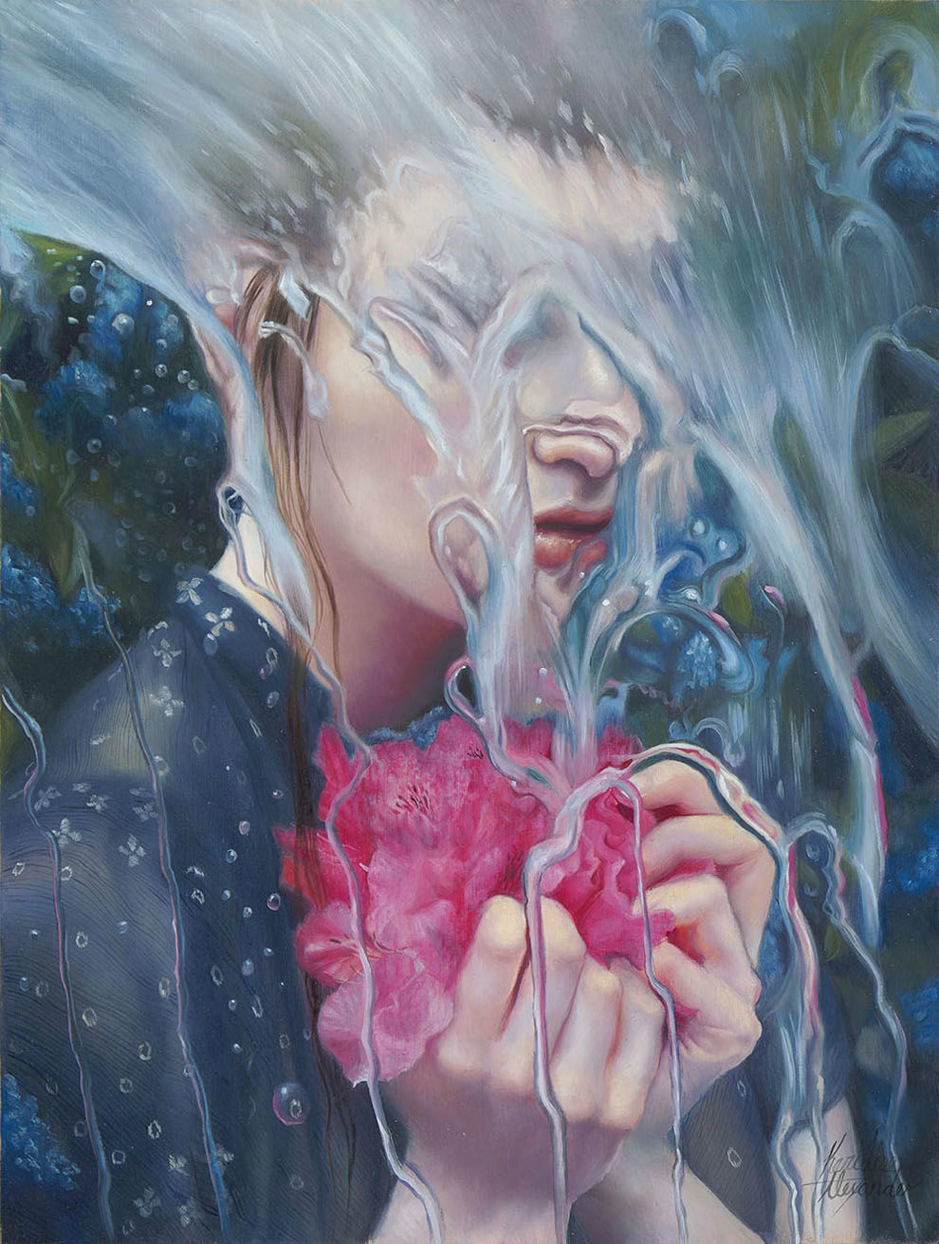 Almost Real by Kari-Lise Alexander