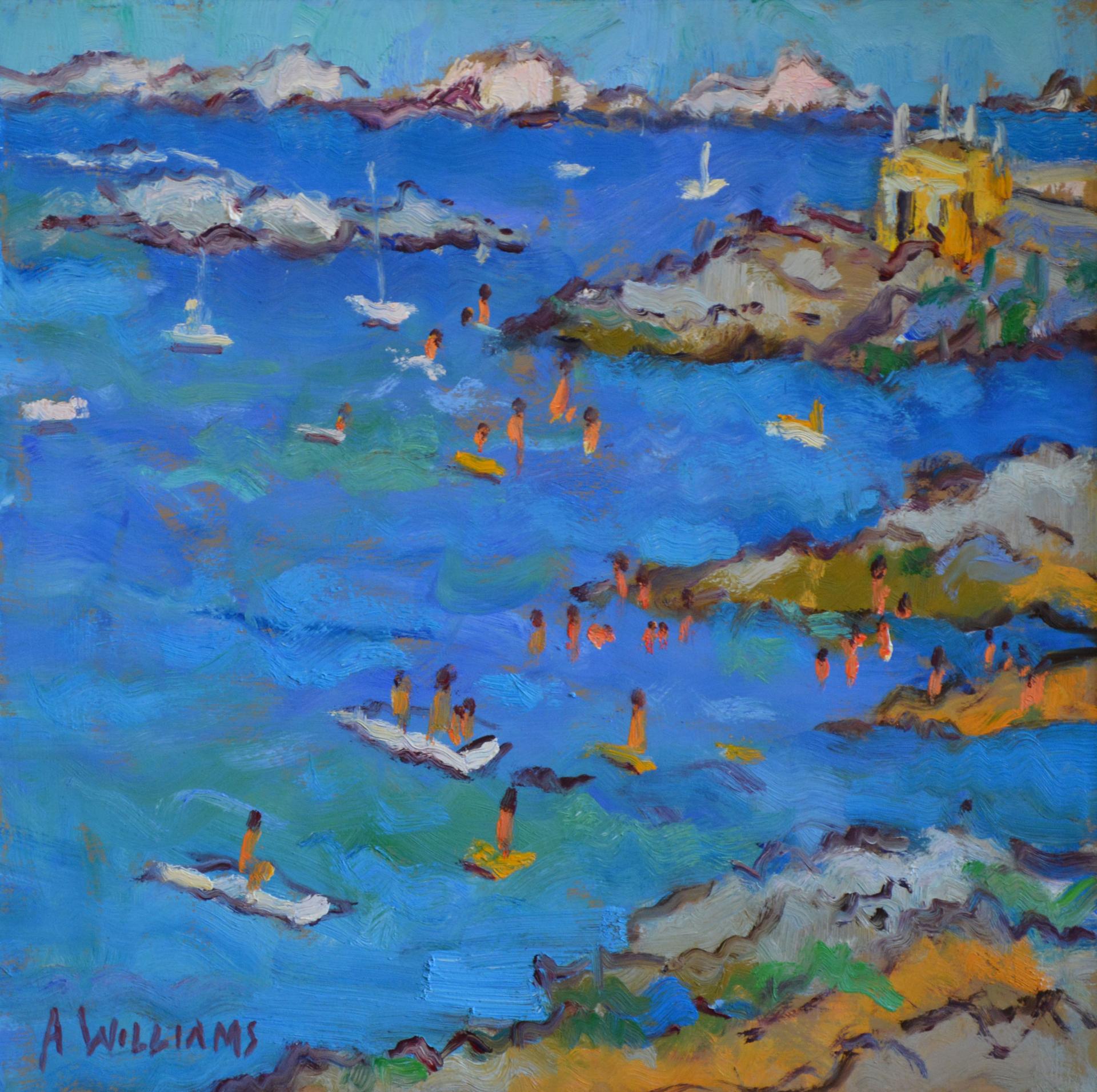 Fun in the Sun in Marseilles by Alice Williams