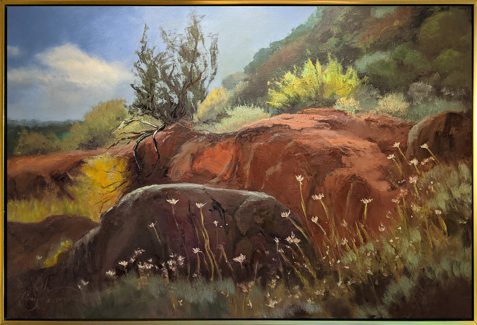 Diablo Canyon Stillness by Craig Freeman